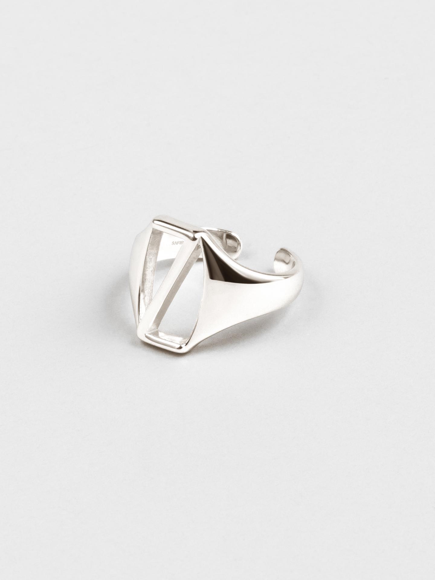 Letter Z Ring