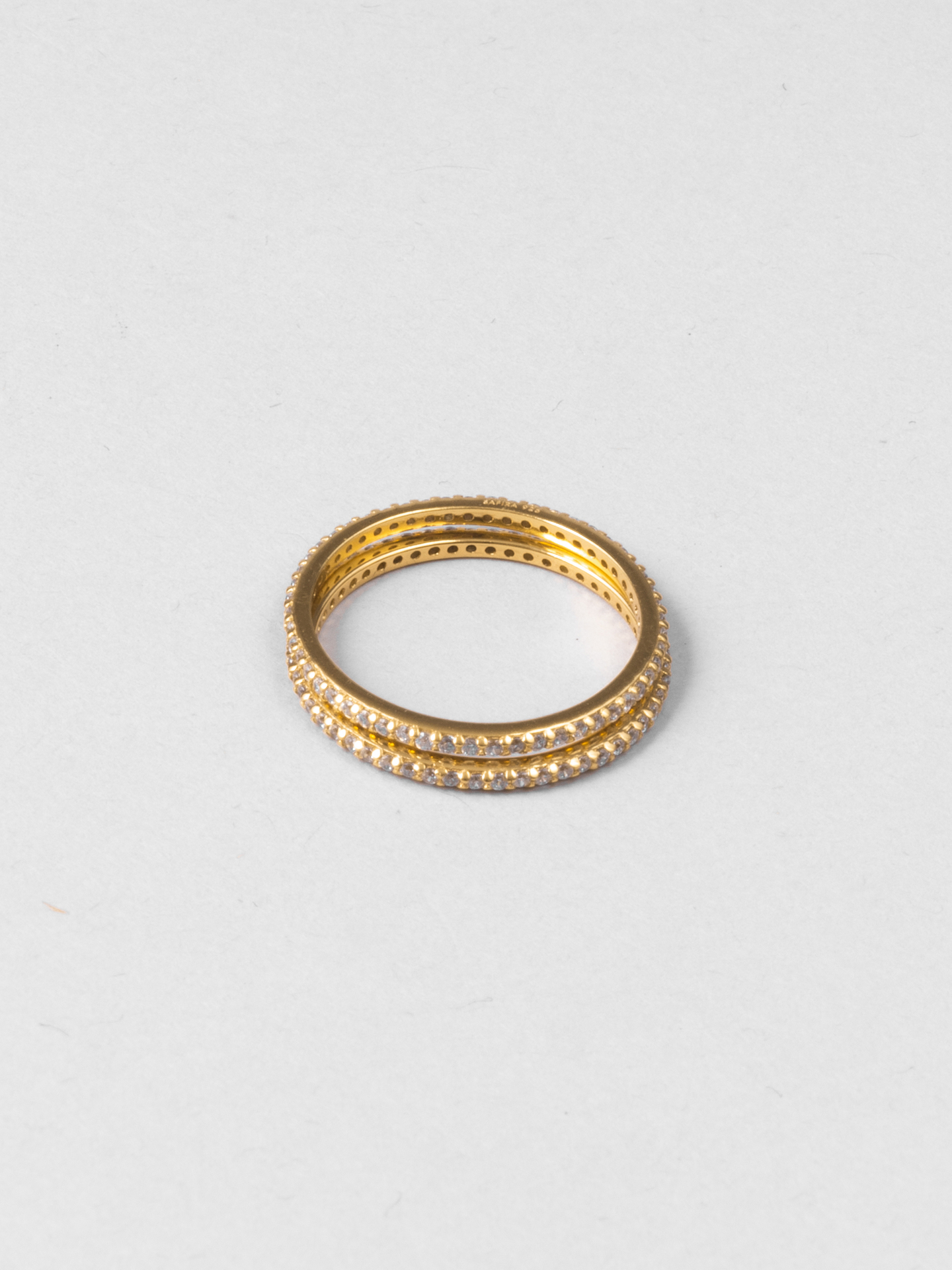 In Love Stacking Rings