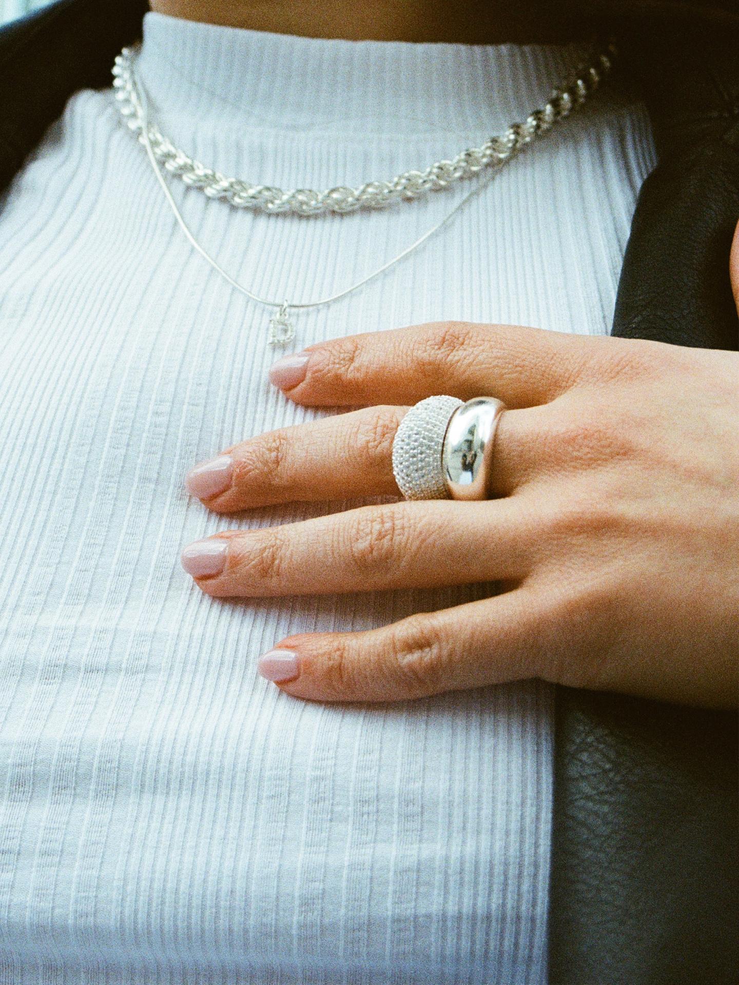 Bold Match Ring