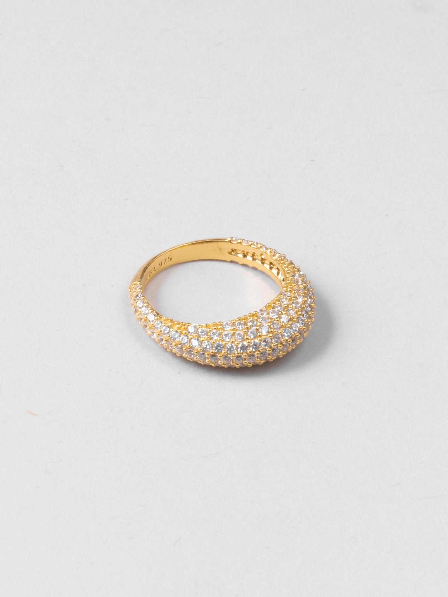 Baby Bold Rhinestone Ring