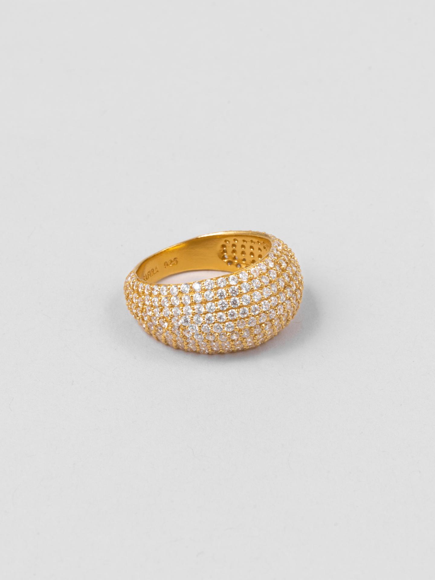 Bold Rhinestone Ring
