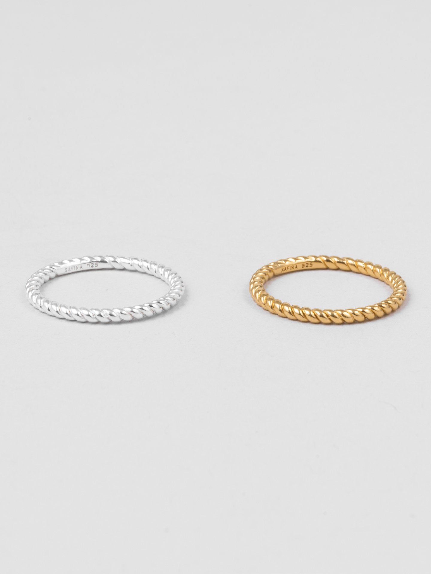 Mixed Twisted Rings