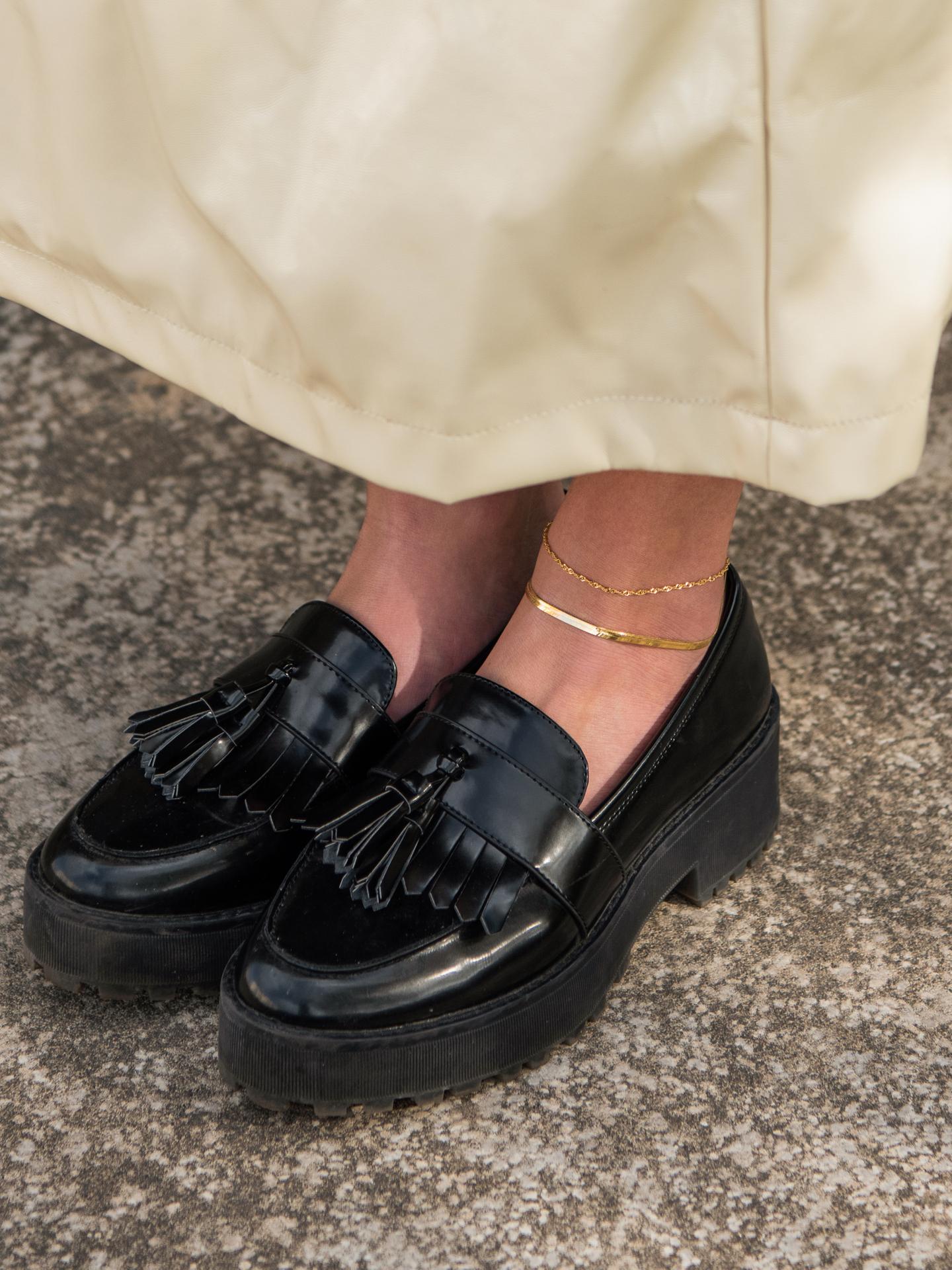 Love Twist Anklet