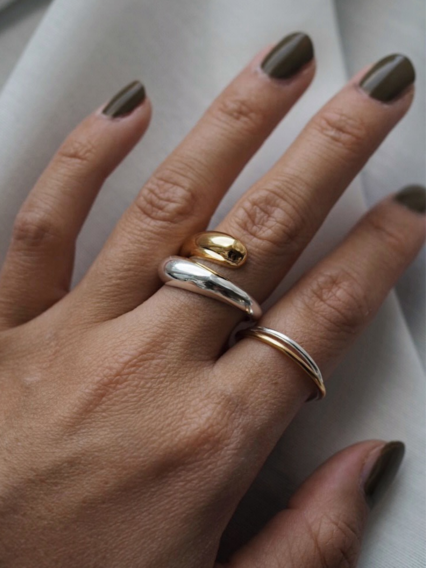 Mixed Forever Ring