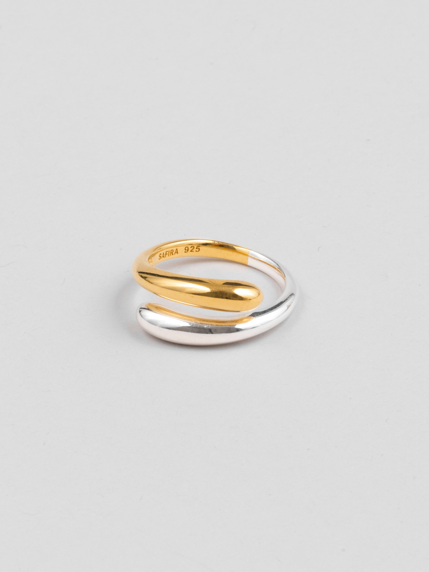 Mixed Baby Embrace Ring