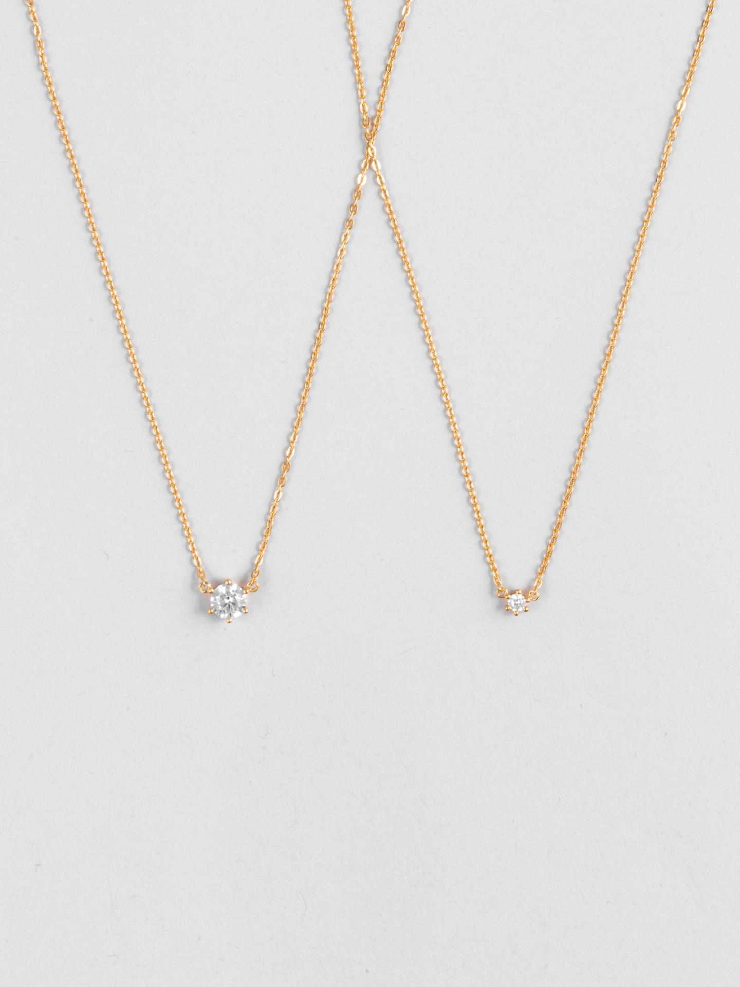 Mini Me Stone Halsketten-Set