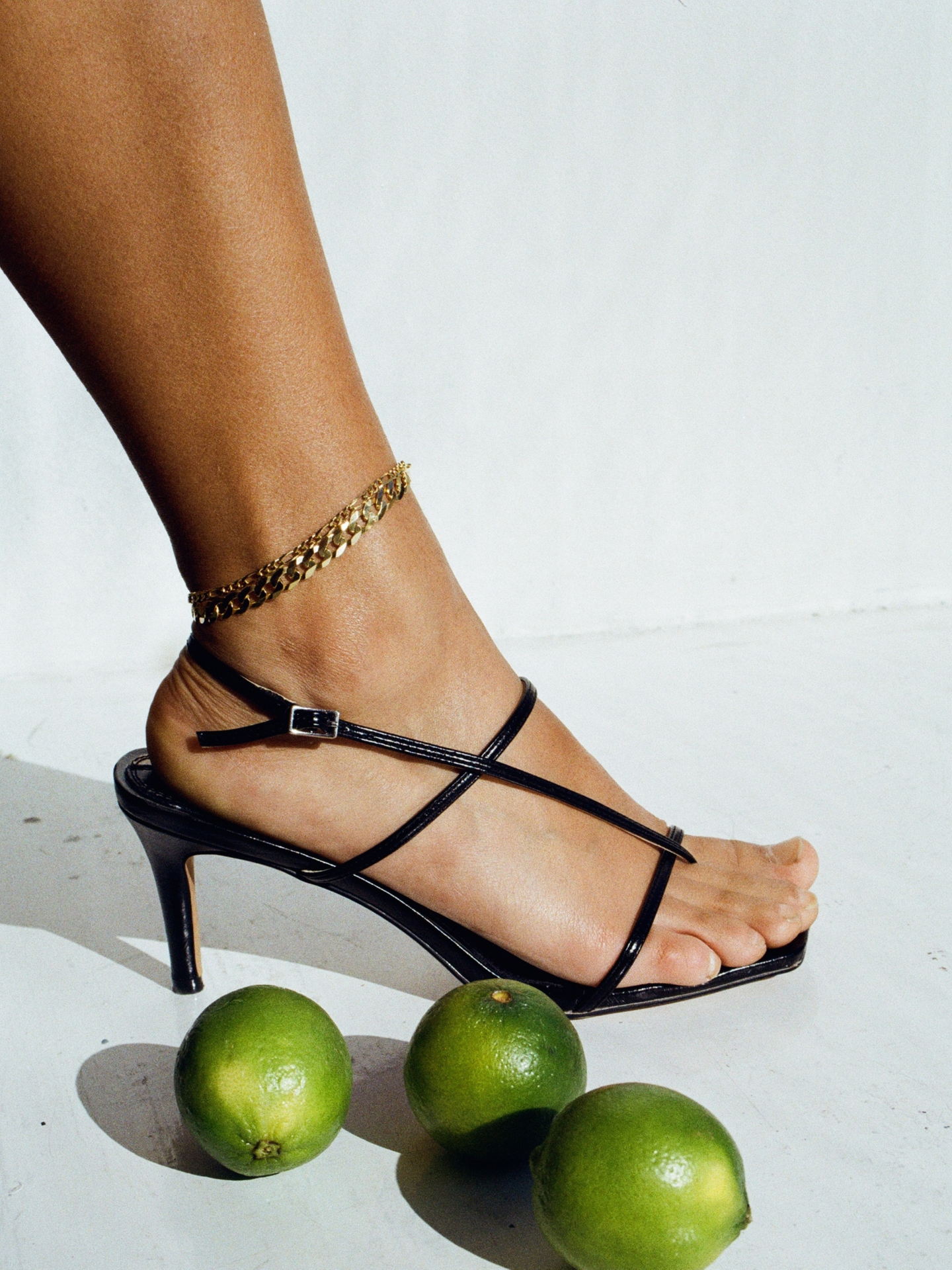 Lucca Chain Anklet