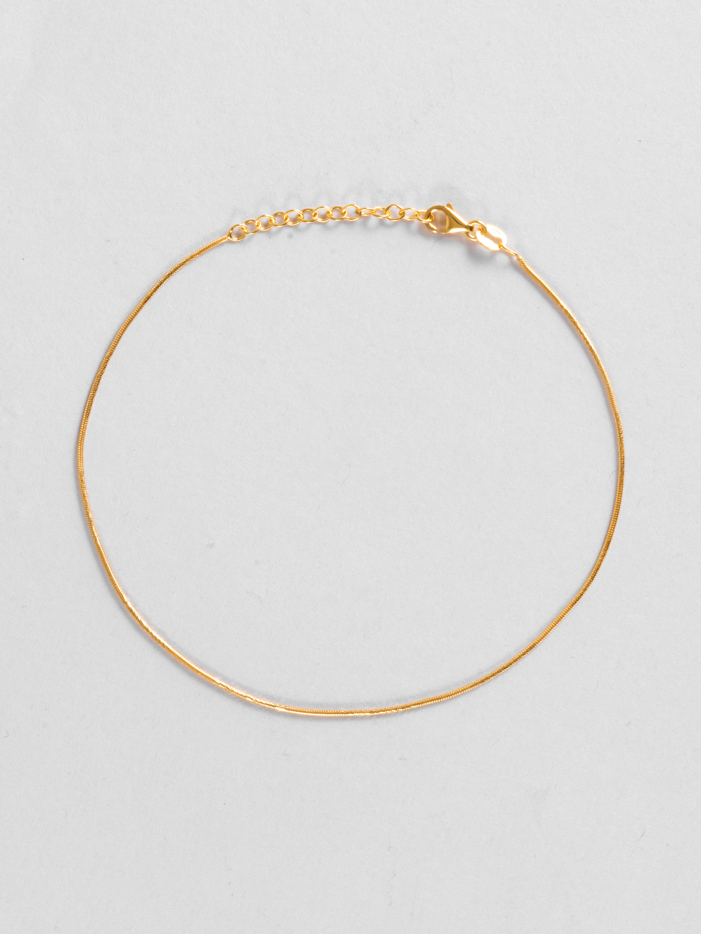 Wilma Anklet