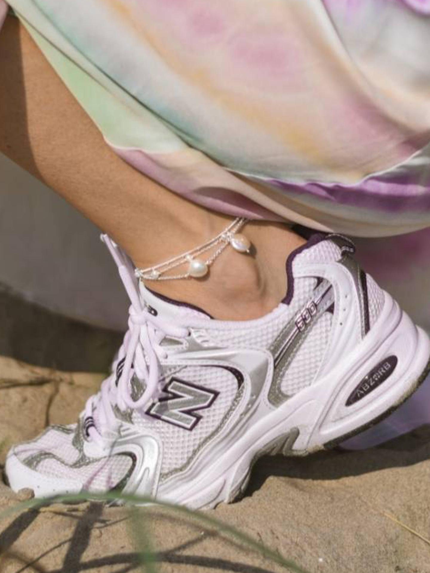 Jasmine Anklet
