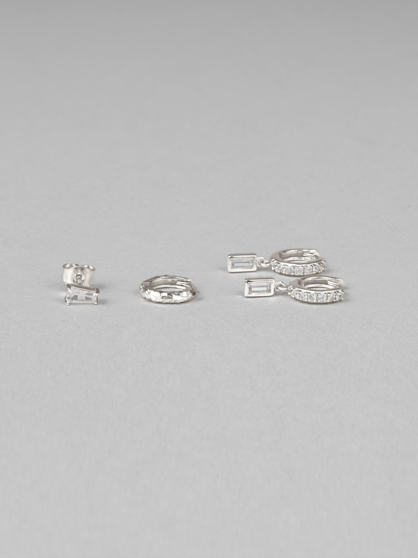Crew Love 4-pack Earrings