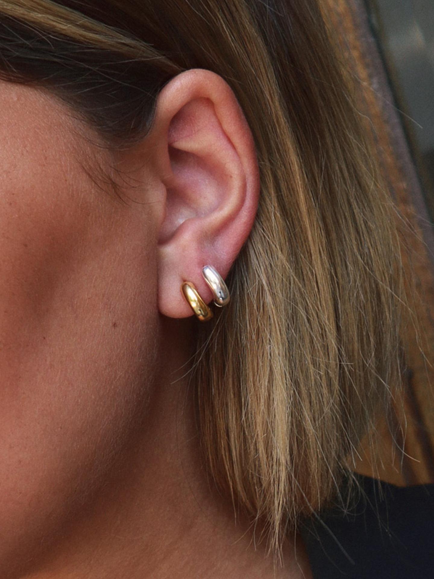 Chubby Hoops Multipack Earrings