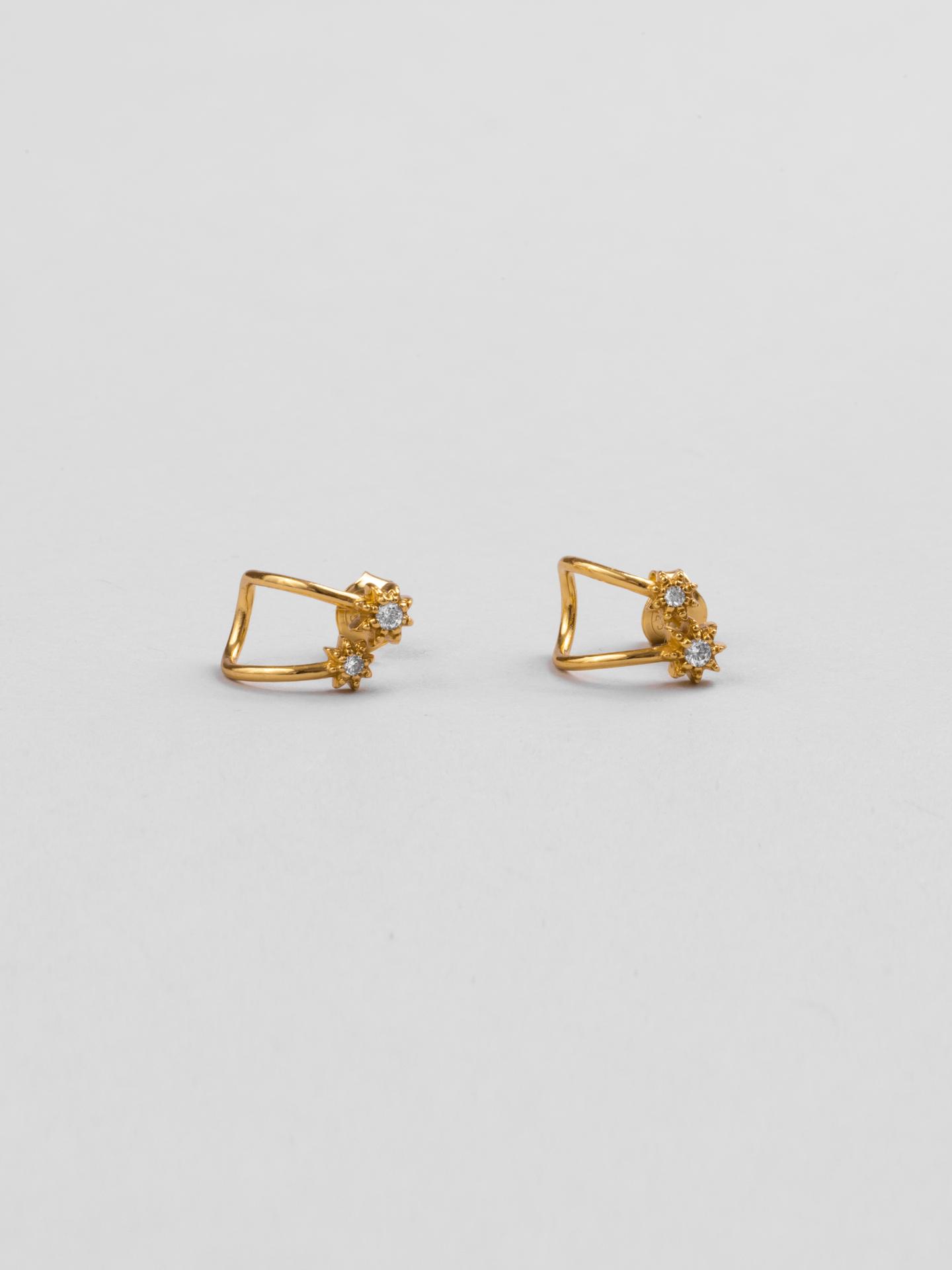 Twinborn Earrings