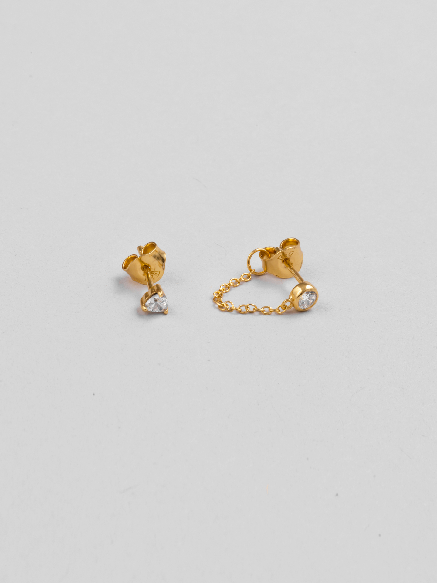 In Love Chain Earrings