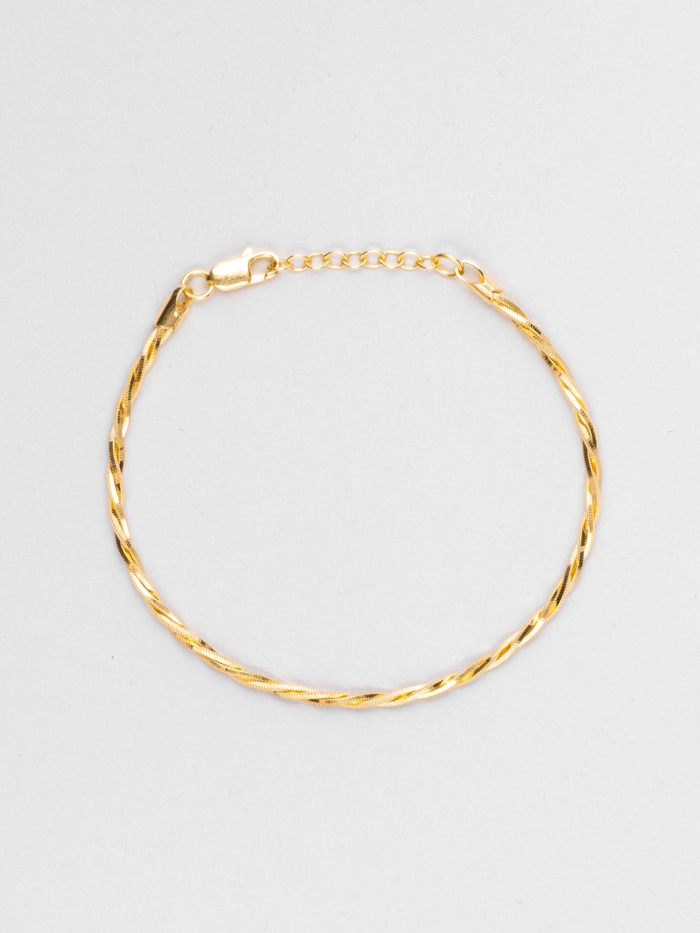 Curl Twist Bracelet