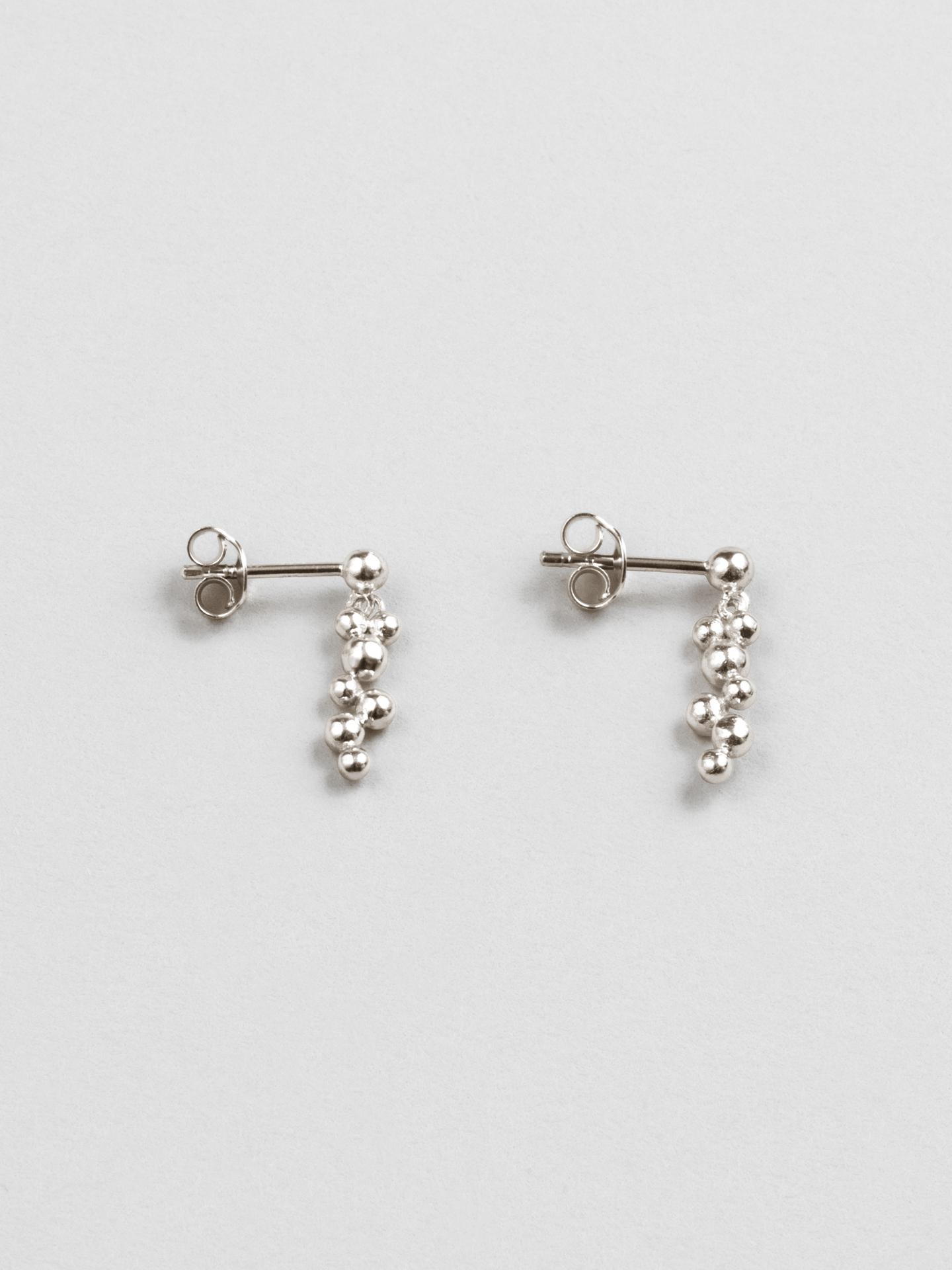 Dot Clusters Earrings
