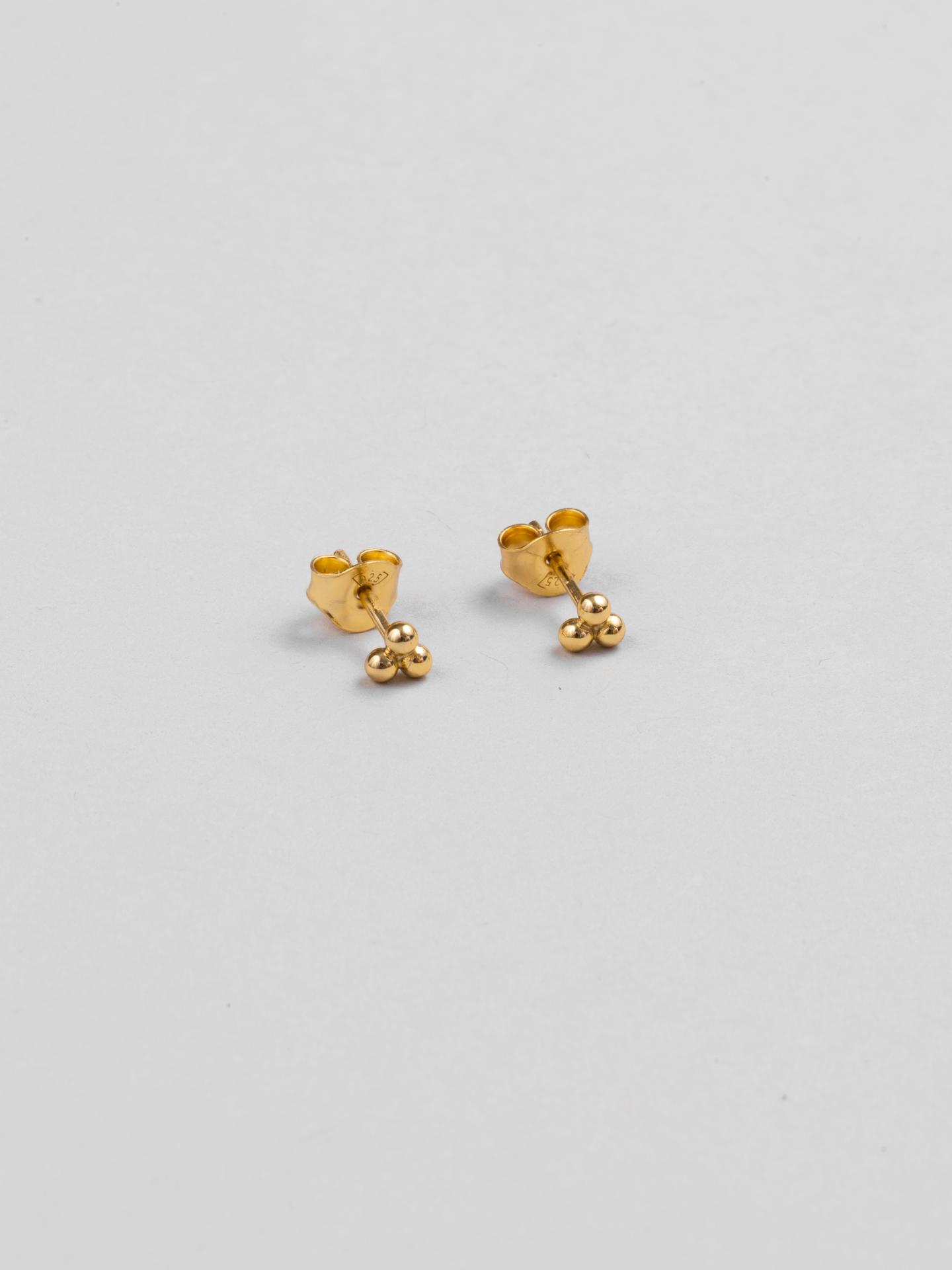 Baby Dot Earrings