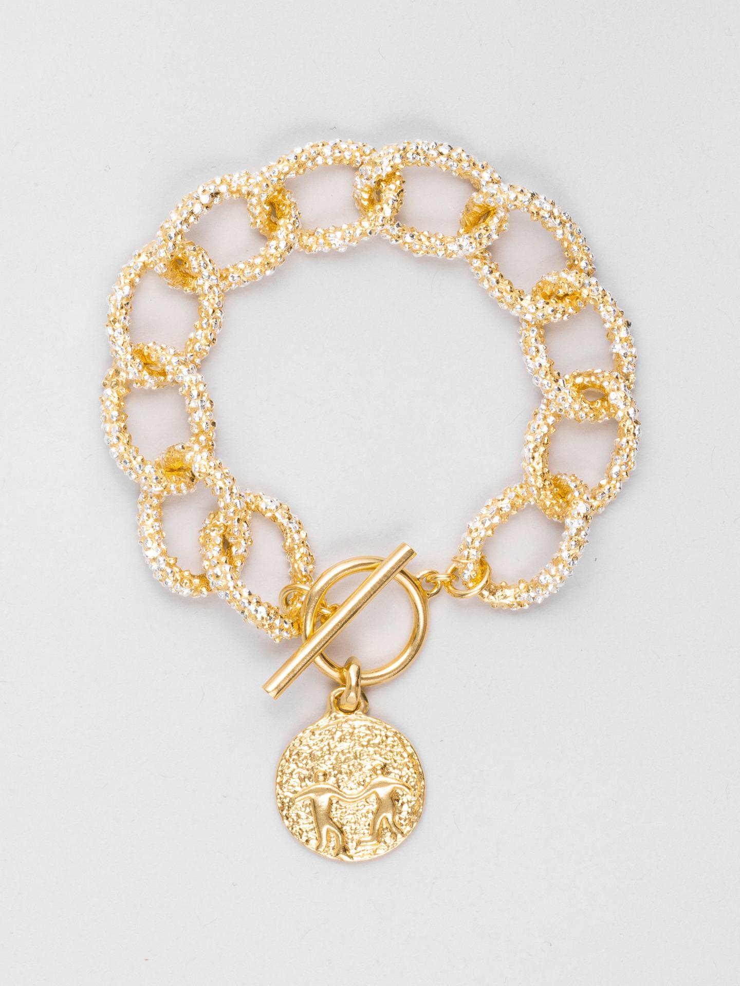 Eternity Rhinestone Bracelet
