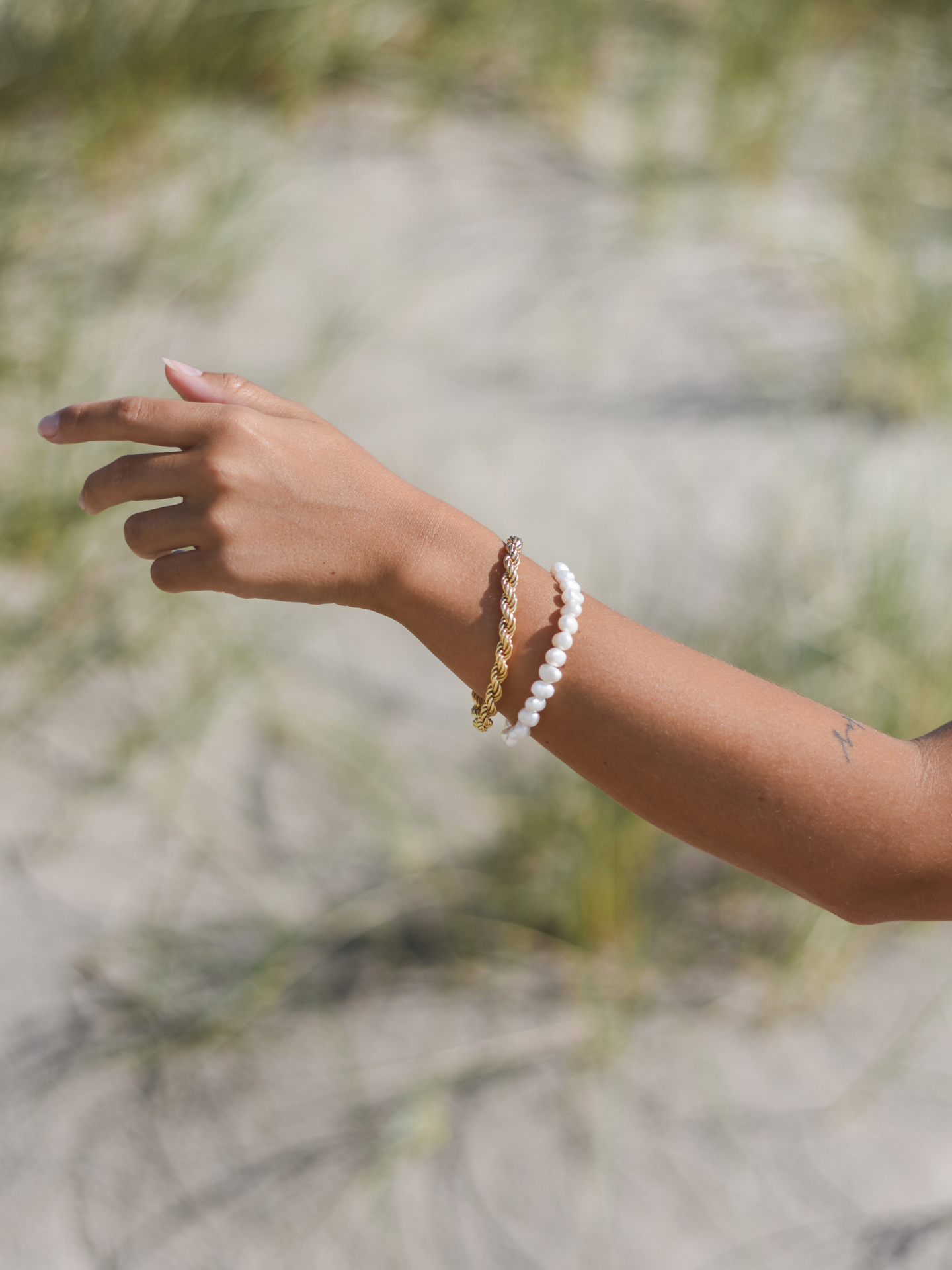 Amour Pearl Bracelet
