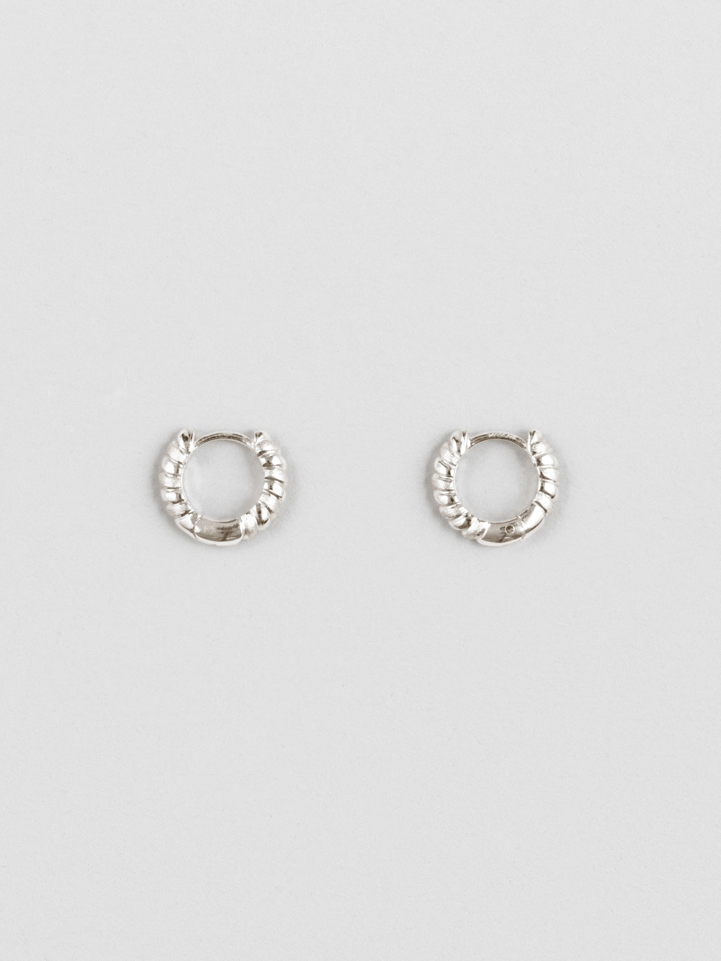 Bold Twisted Hoops