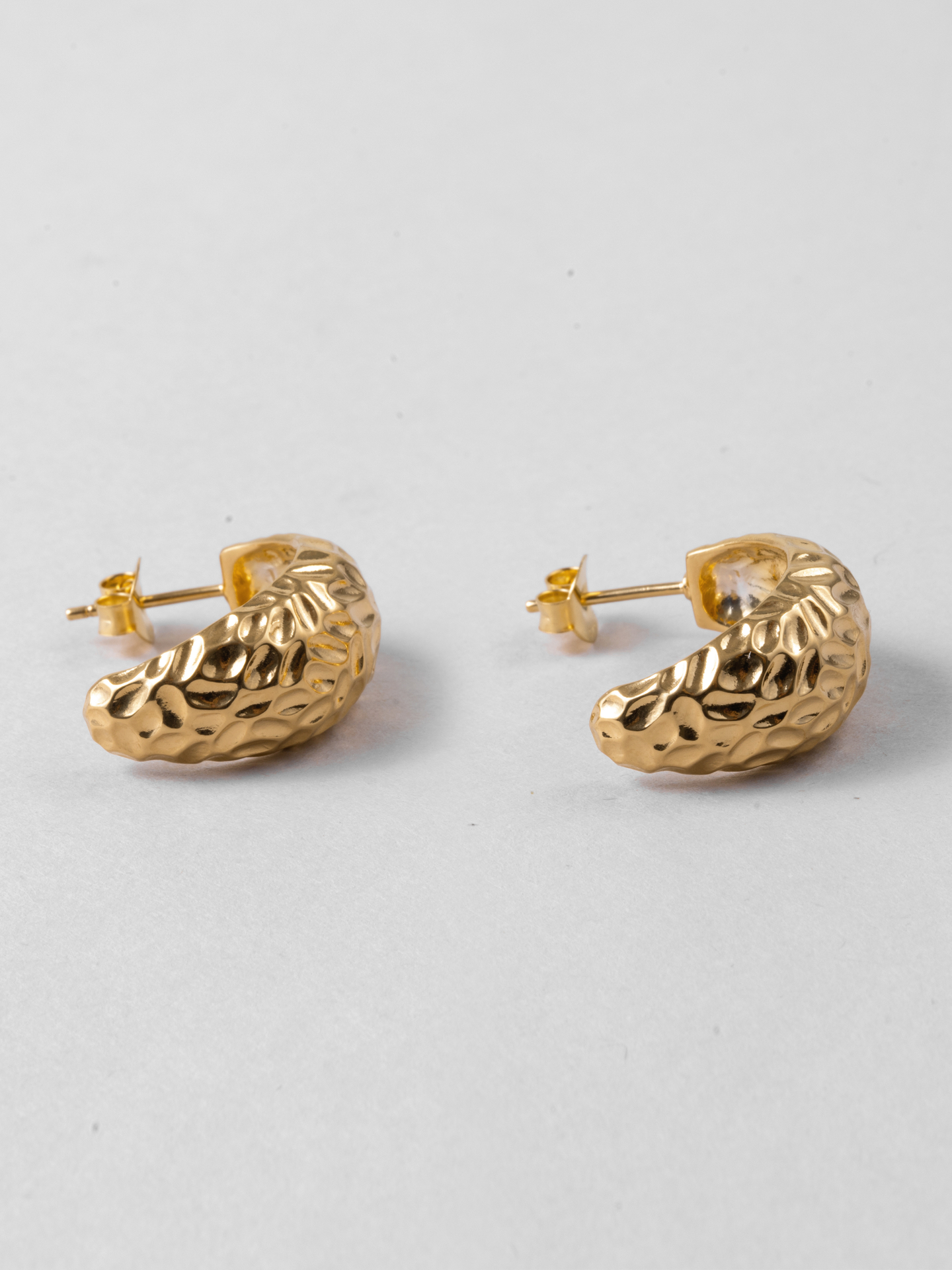 Structured Earrings