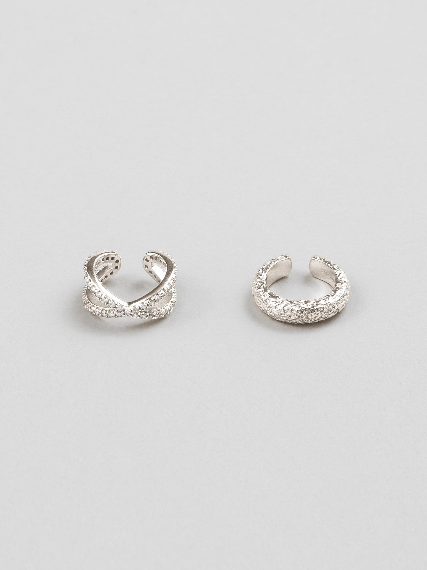 Cecilia Ear Cuffs