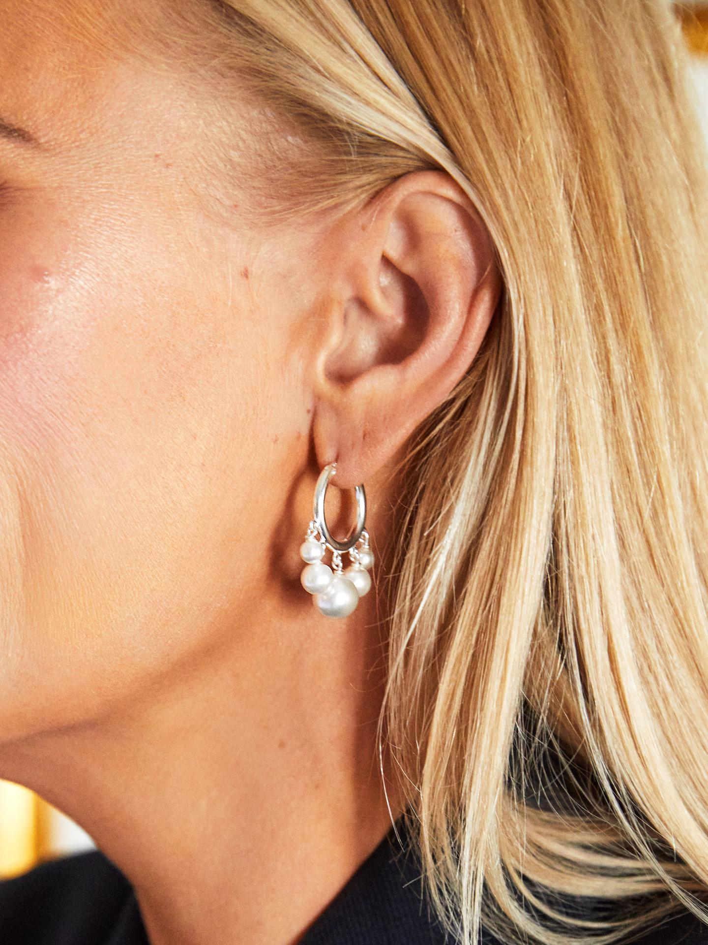 All Pearls Earrings
