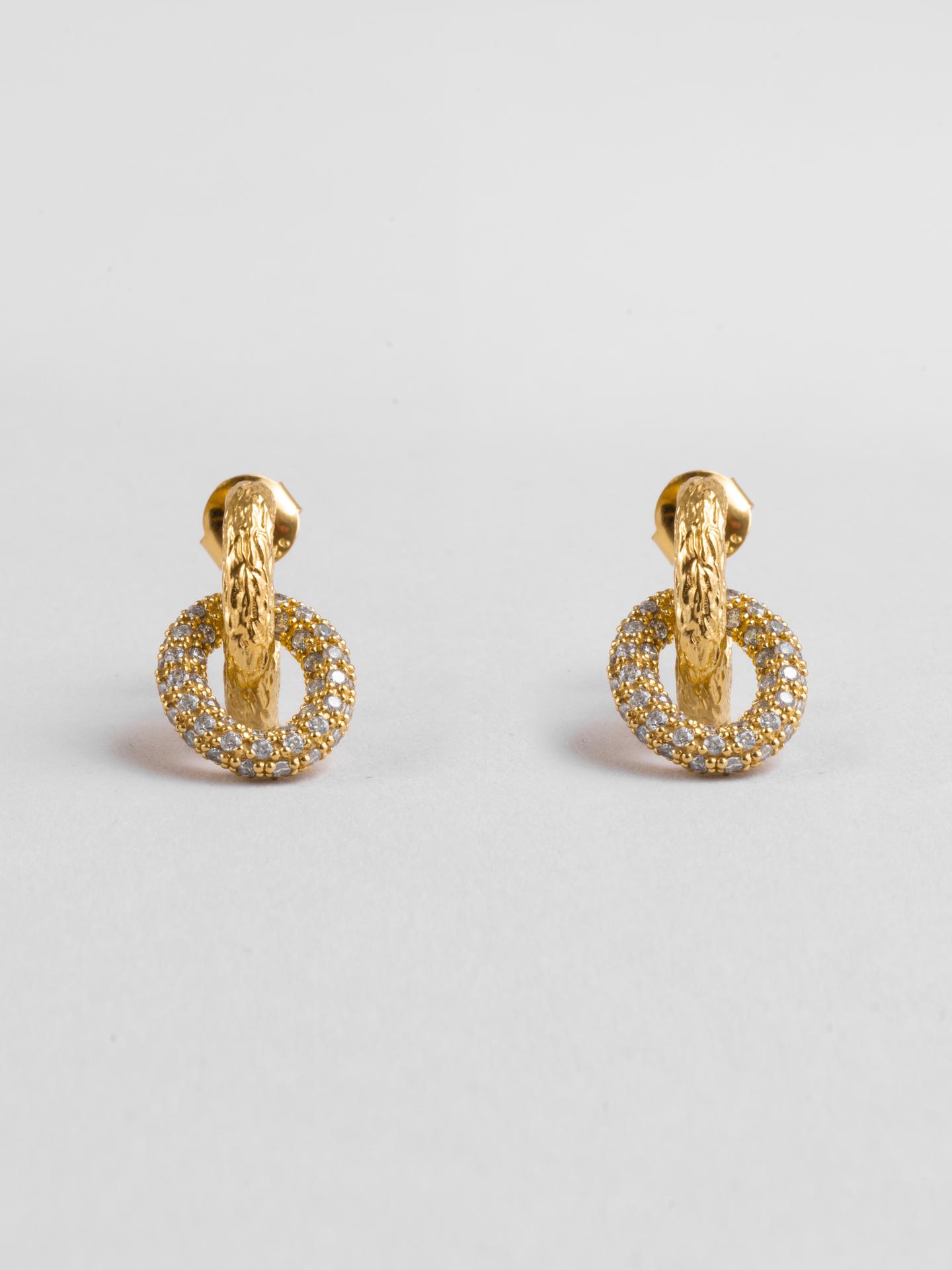 Vintage Glow Earrings