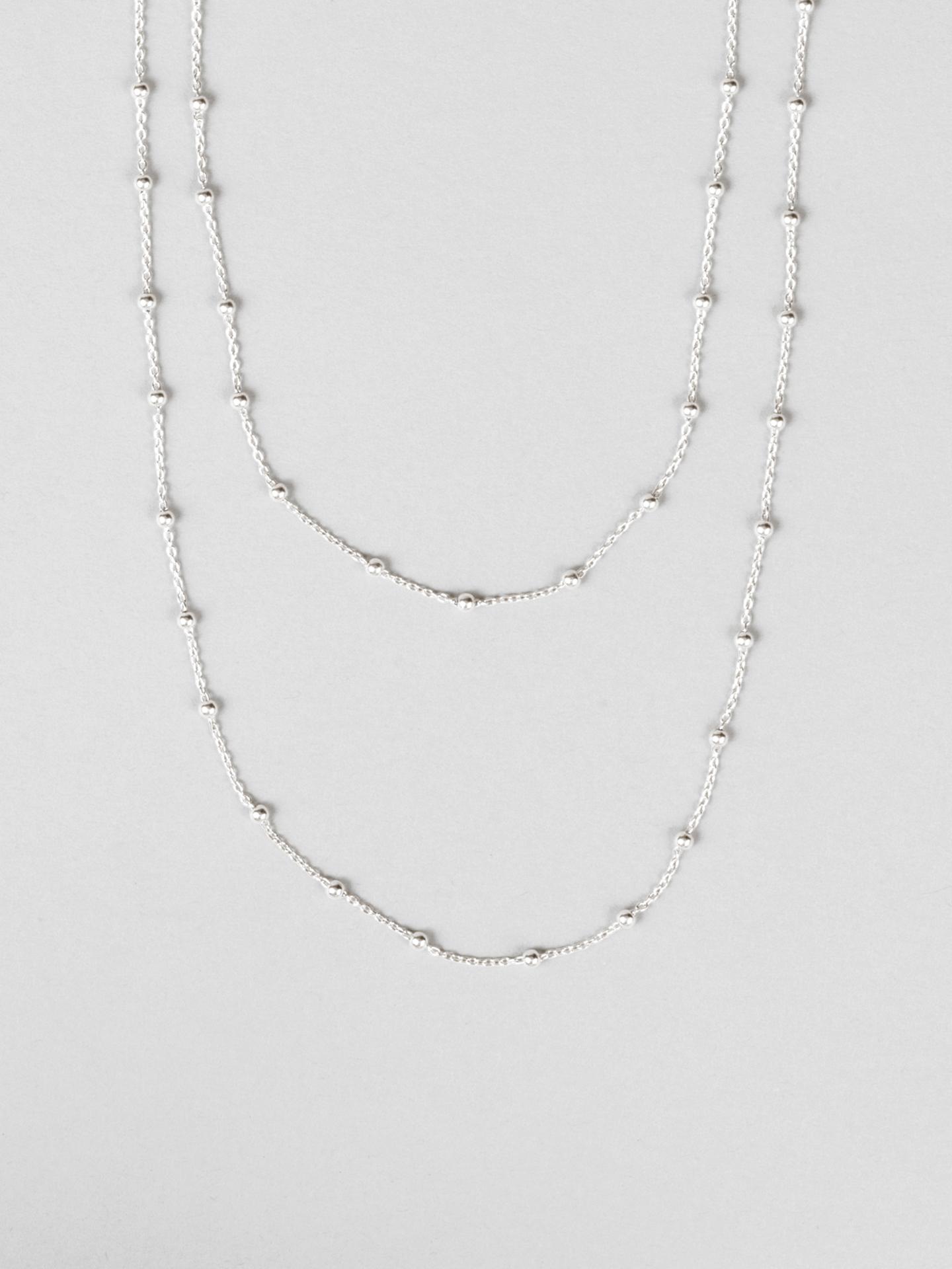 Dot Chain Halskjede