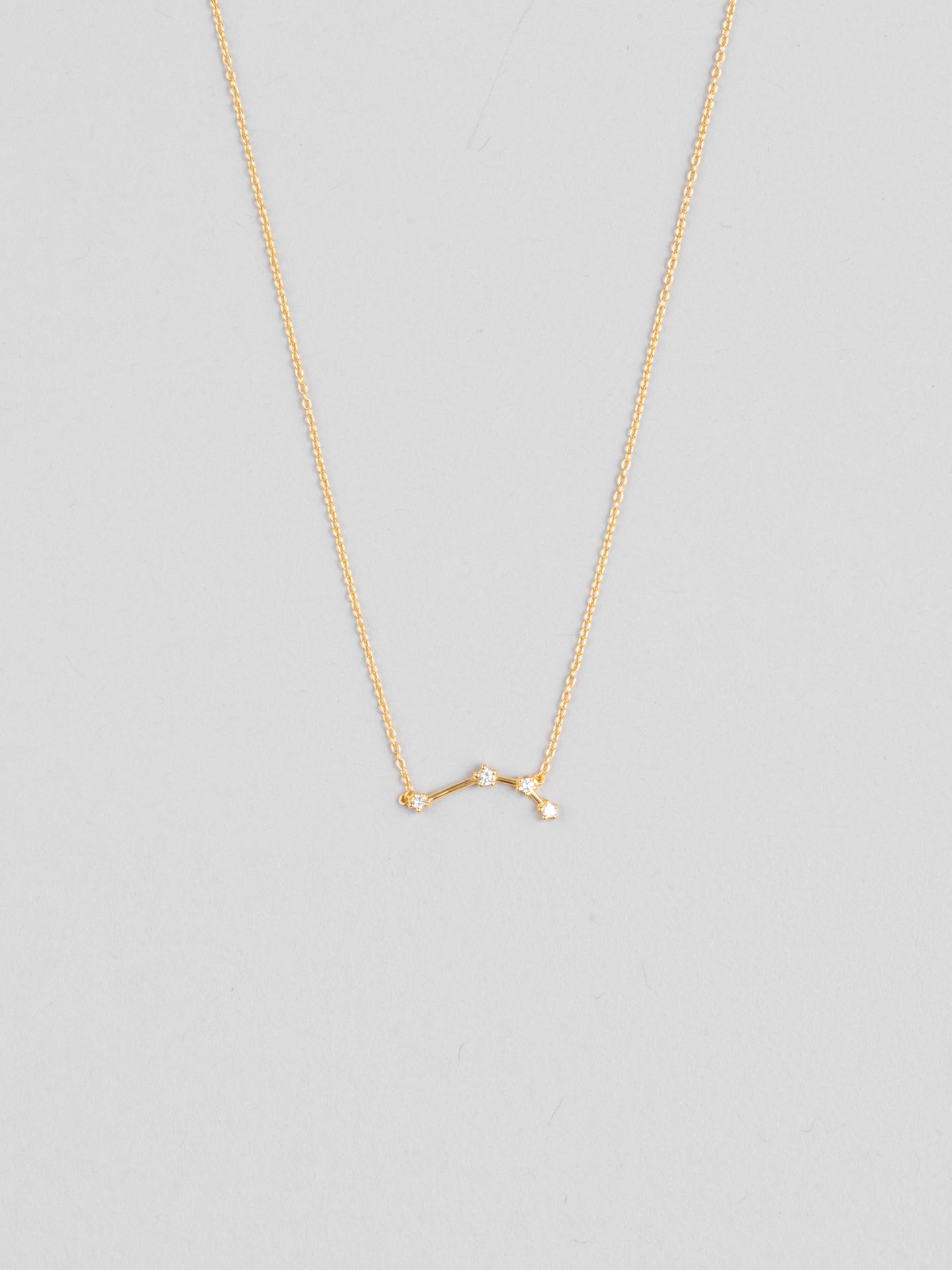 Aries Zodiac Constellation Halskette