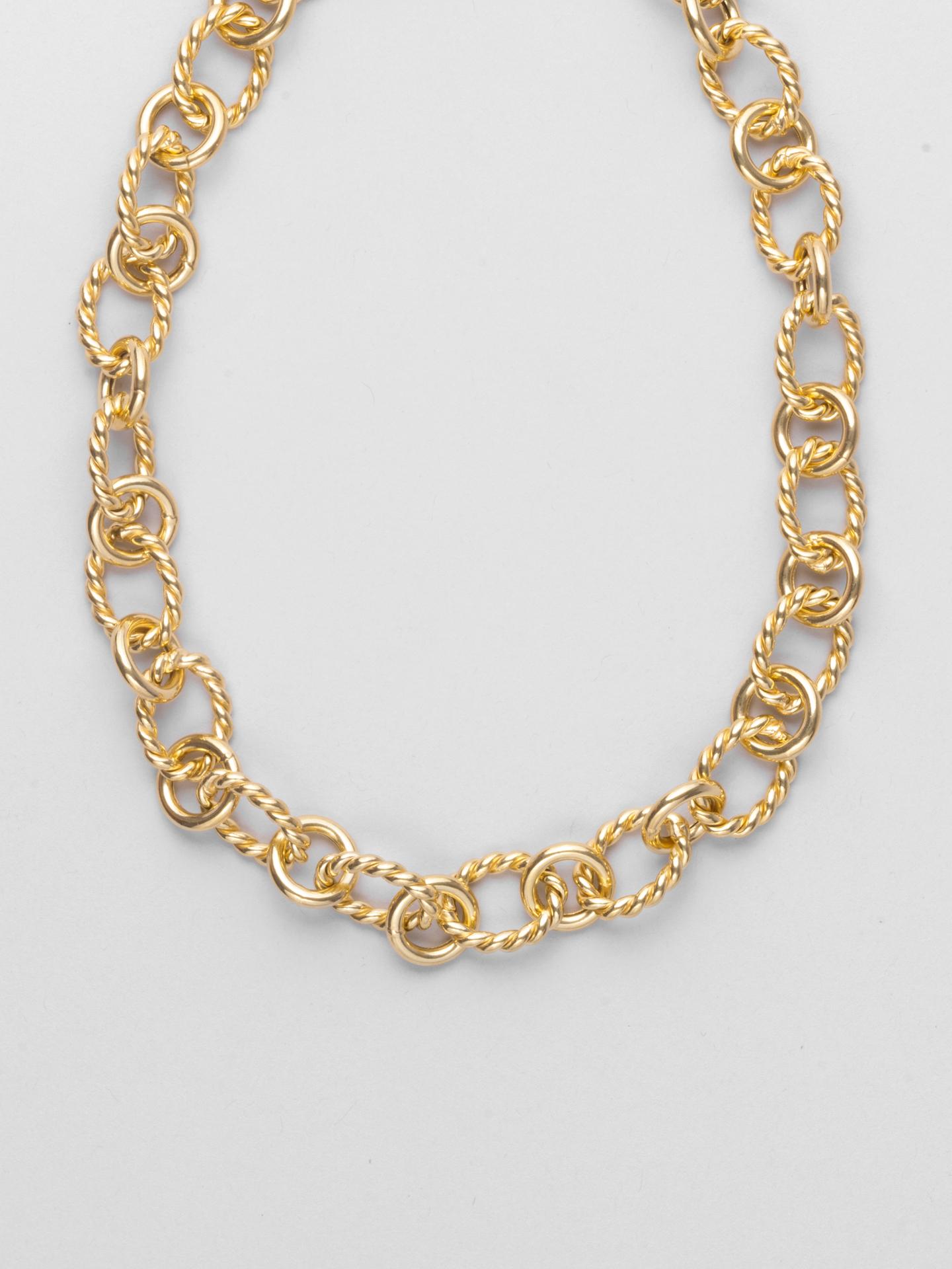 Vintage Chain Halskette