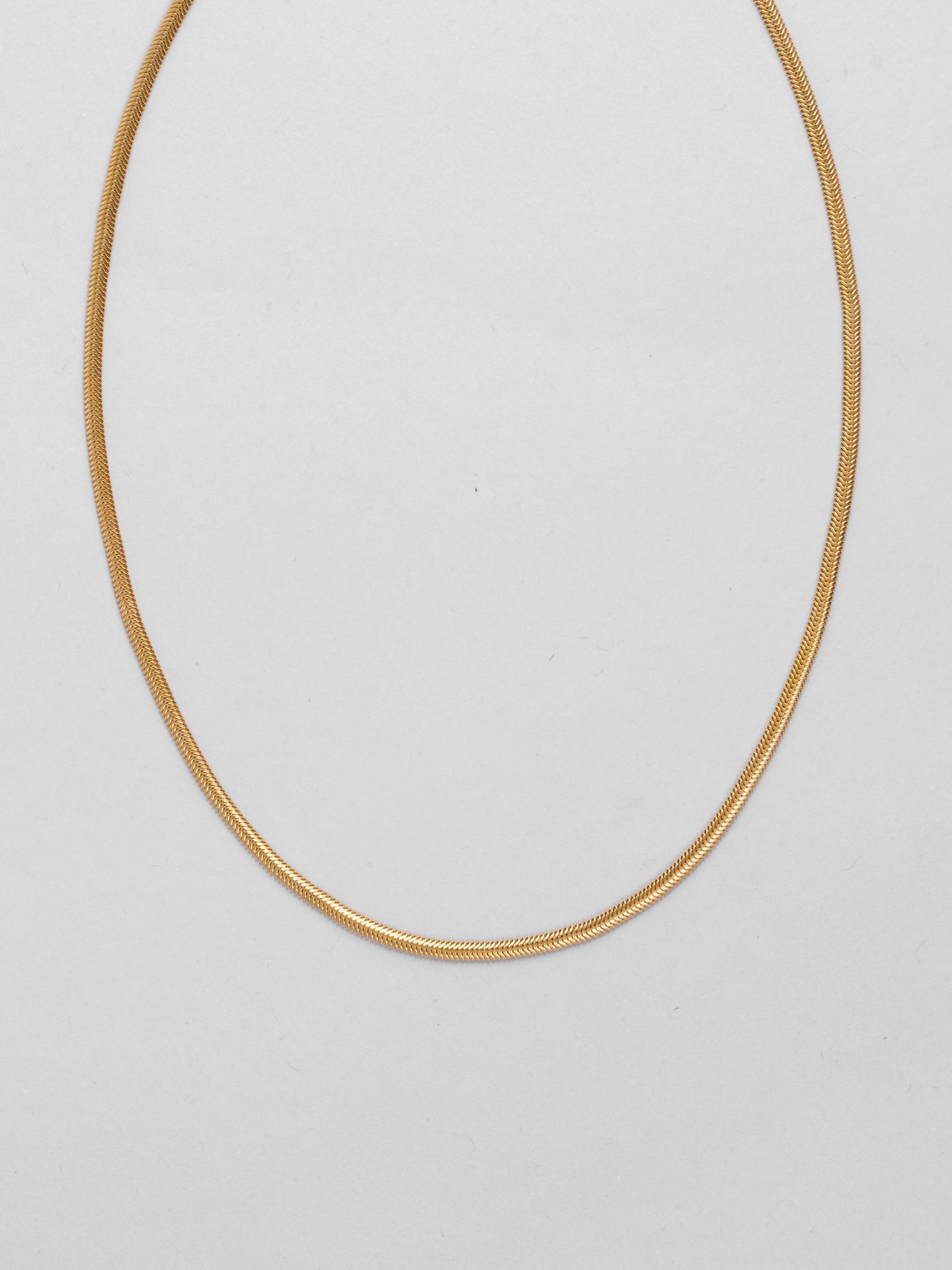Cashmere Halskette