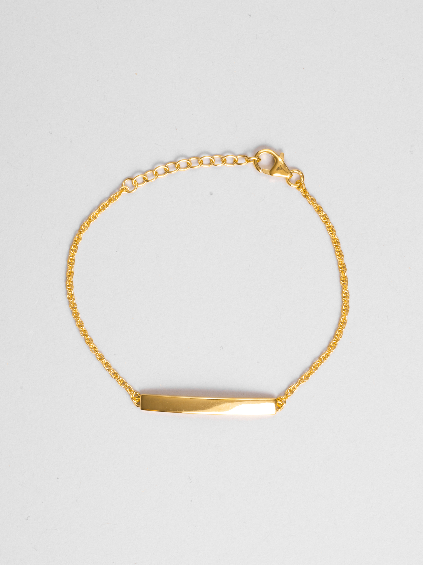 Engraving Bracelet