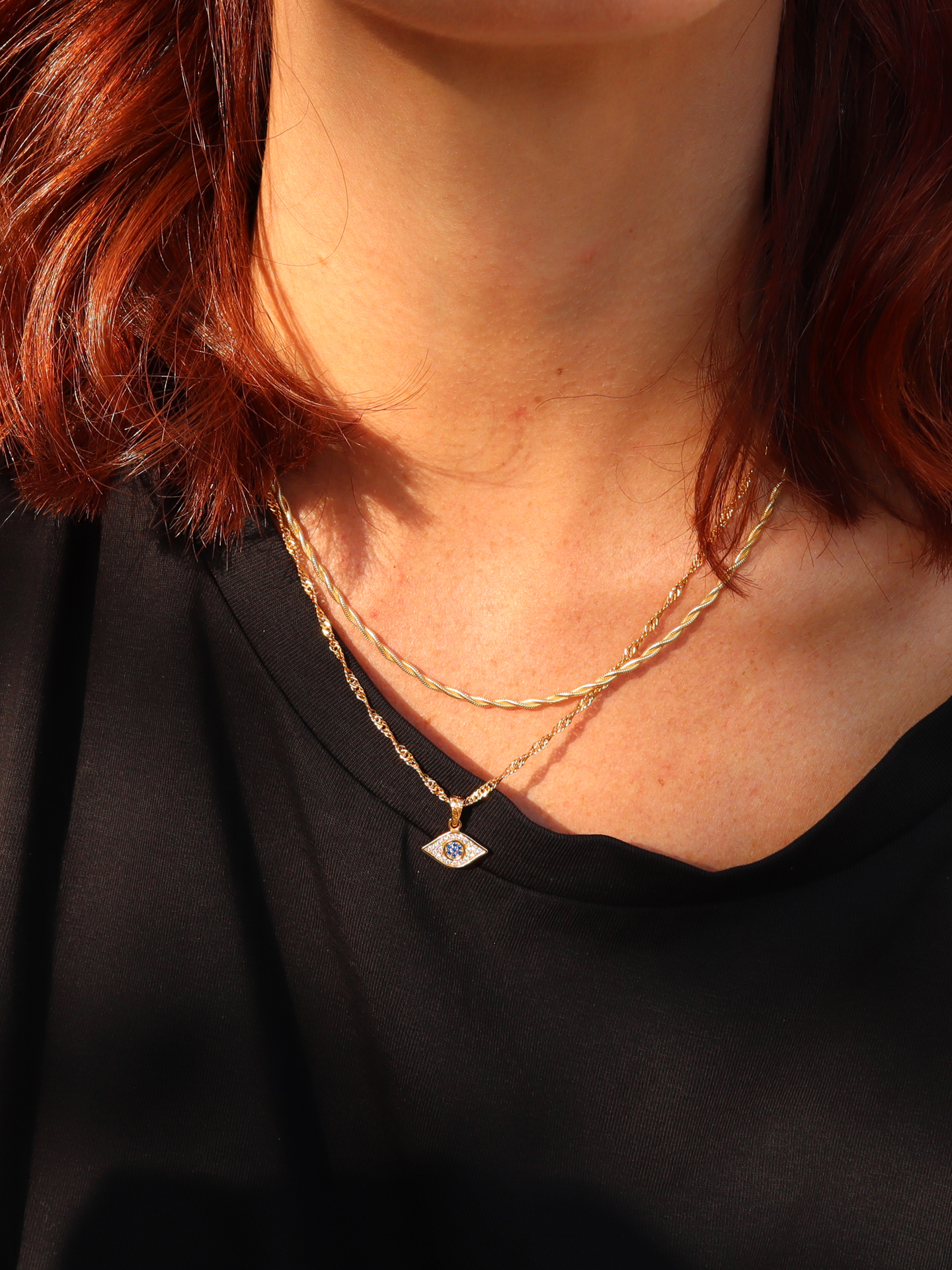 Watchful Eye Necklace