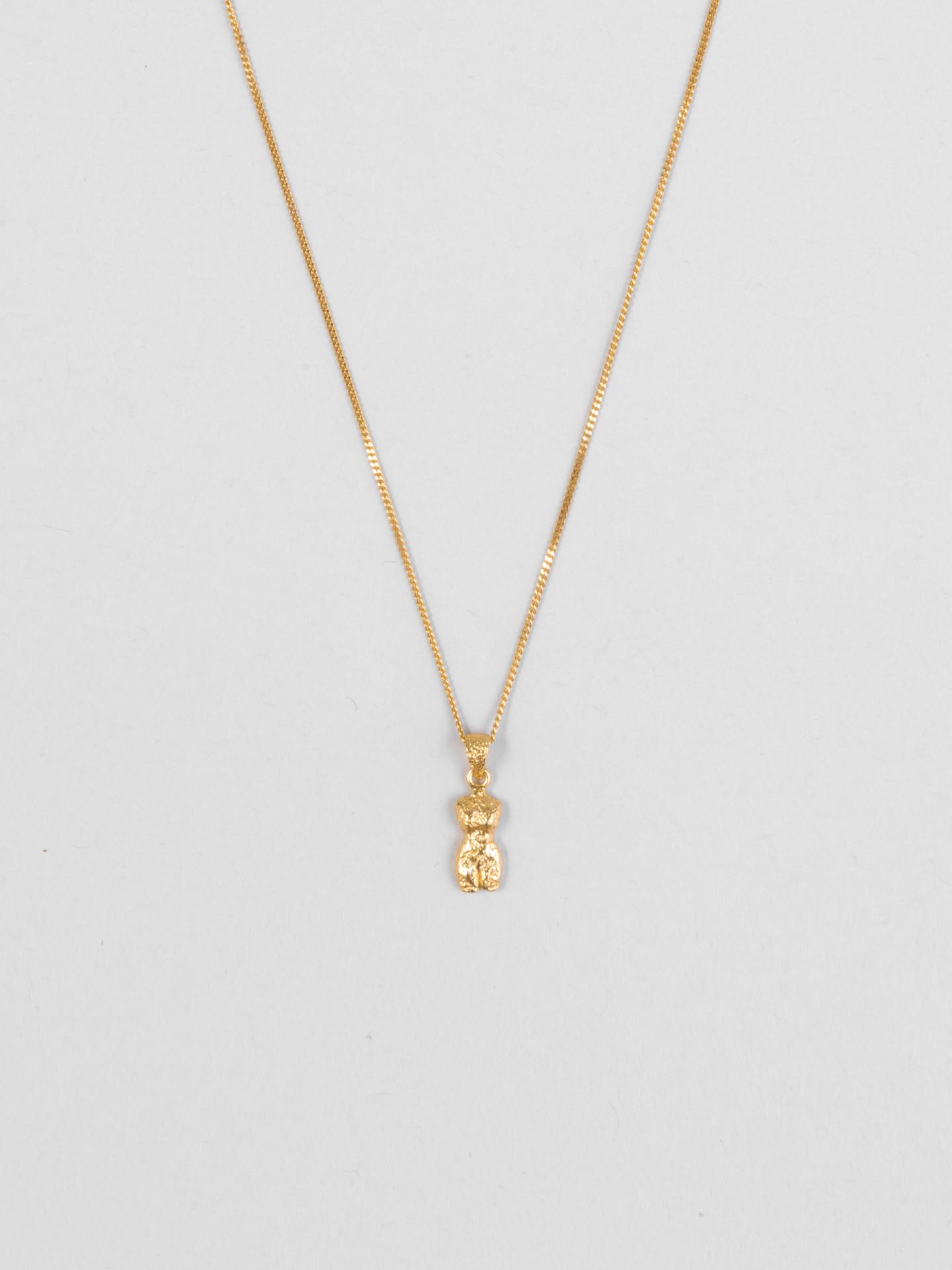 Sacred Body Necklace