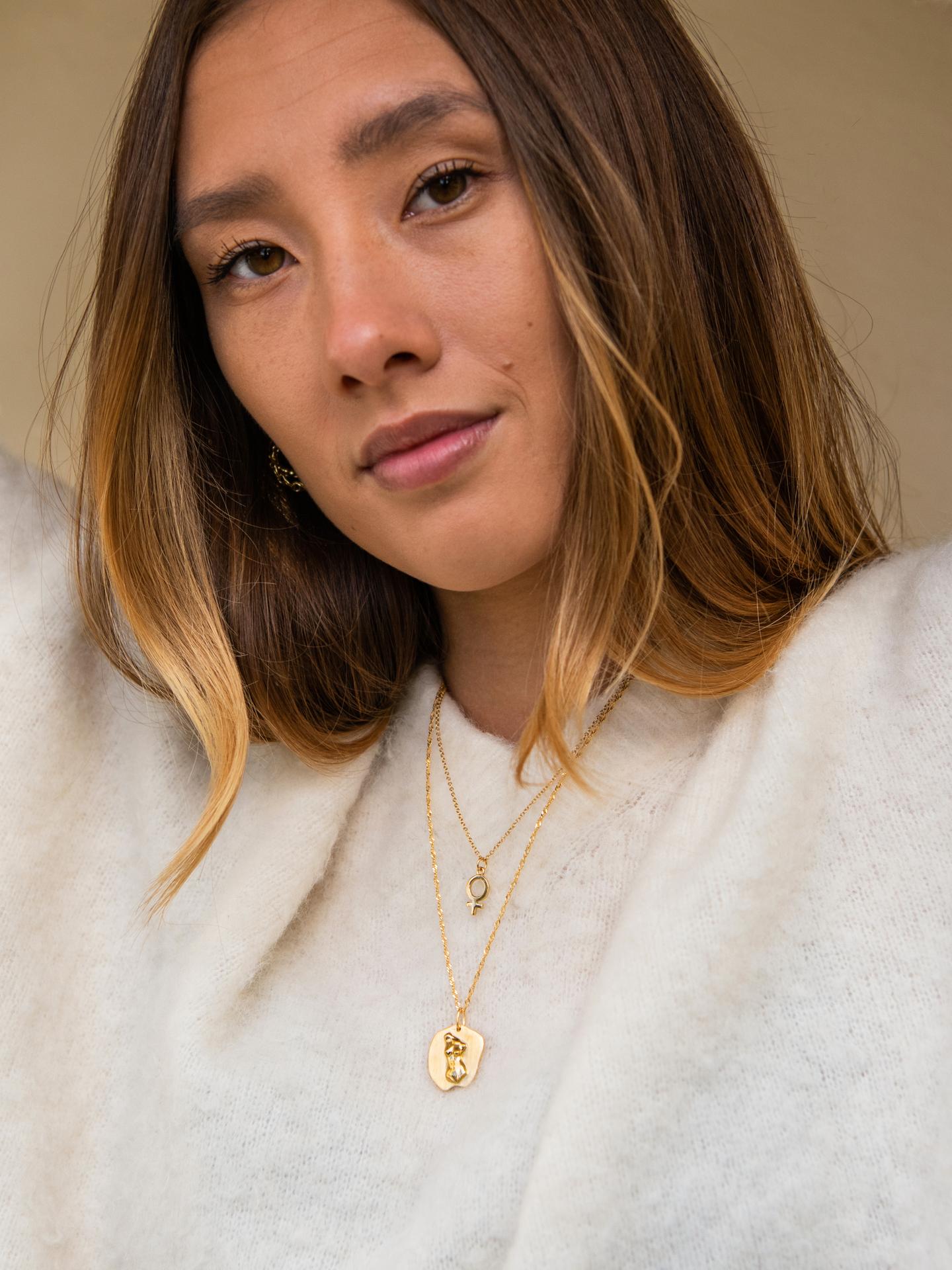 Plain Femme Necklace