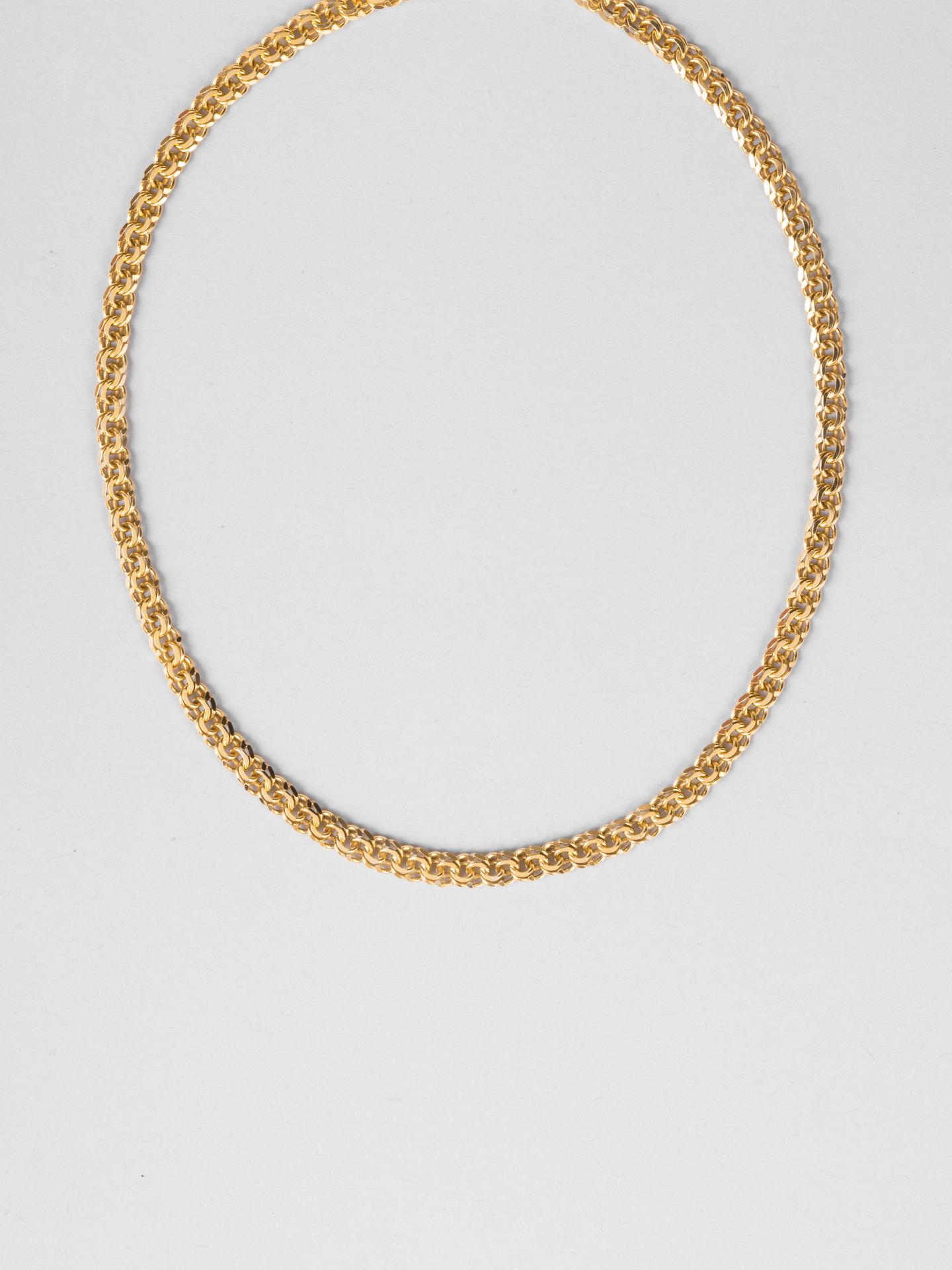 Bismarck Chain Necklace