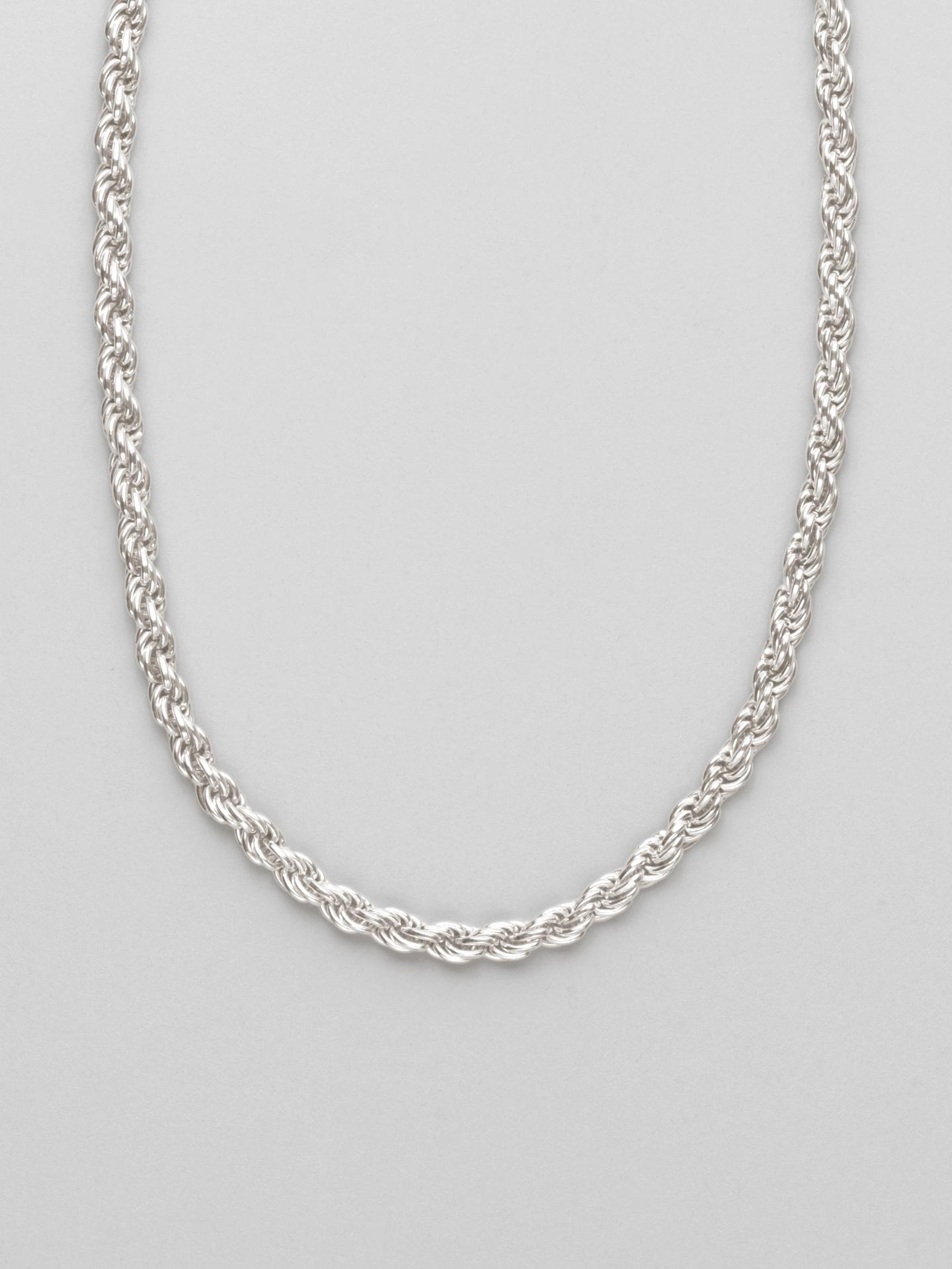 Mid Corda Chain Halskette