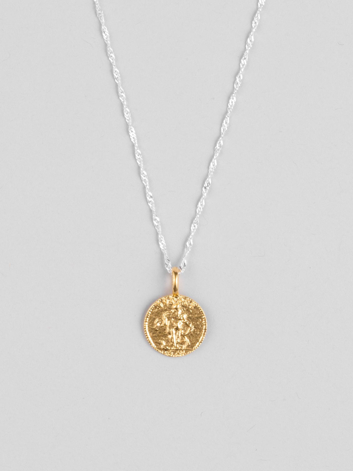Alchemy Coin Halskette