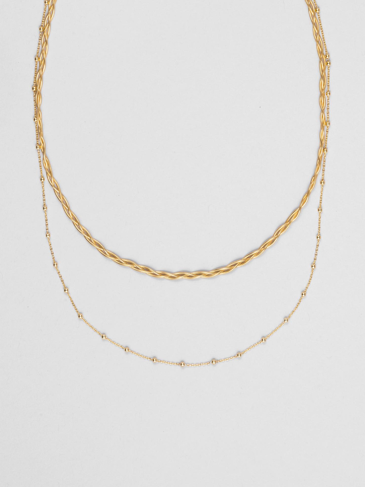 Summer Night Necklace