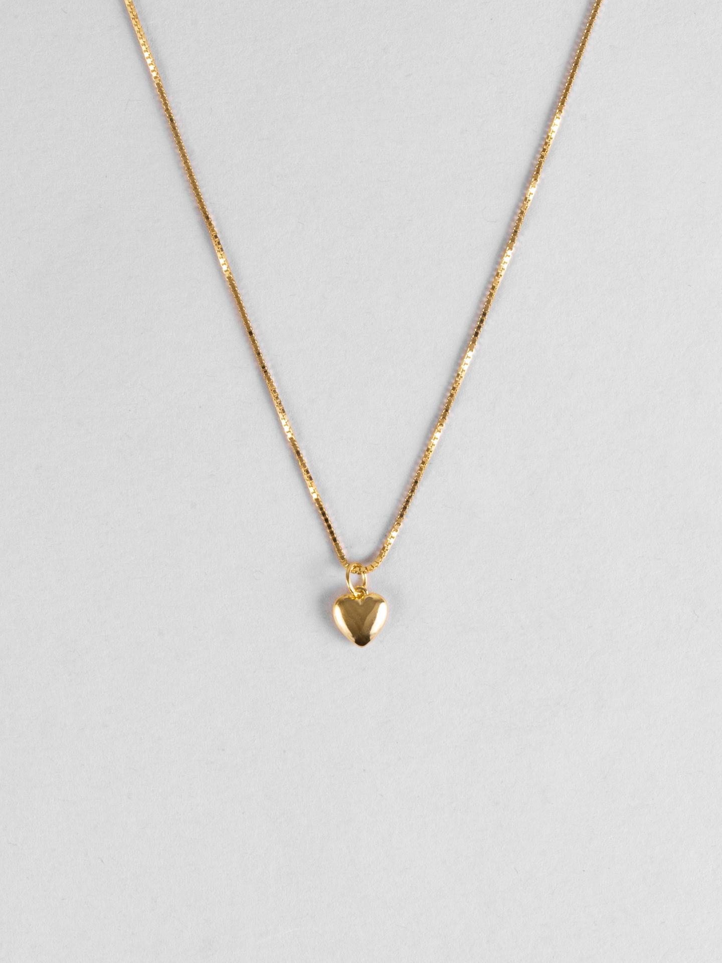 Heart Halskette