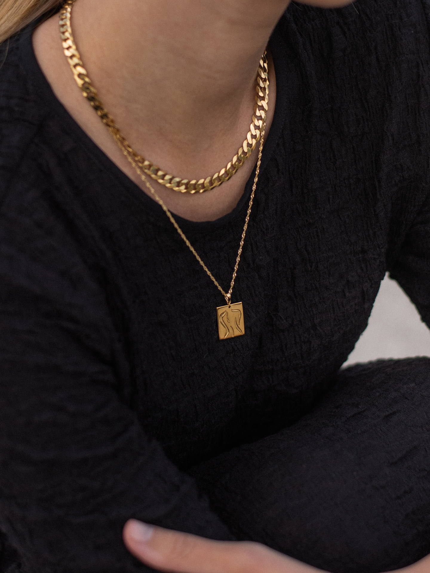 Humanity Necklace