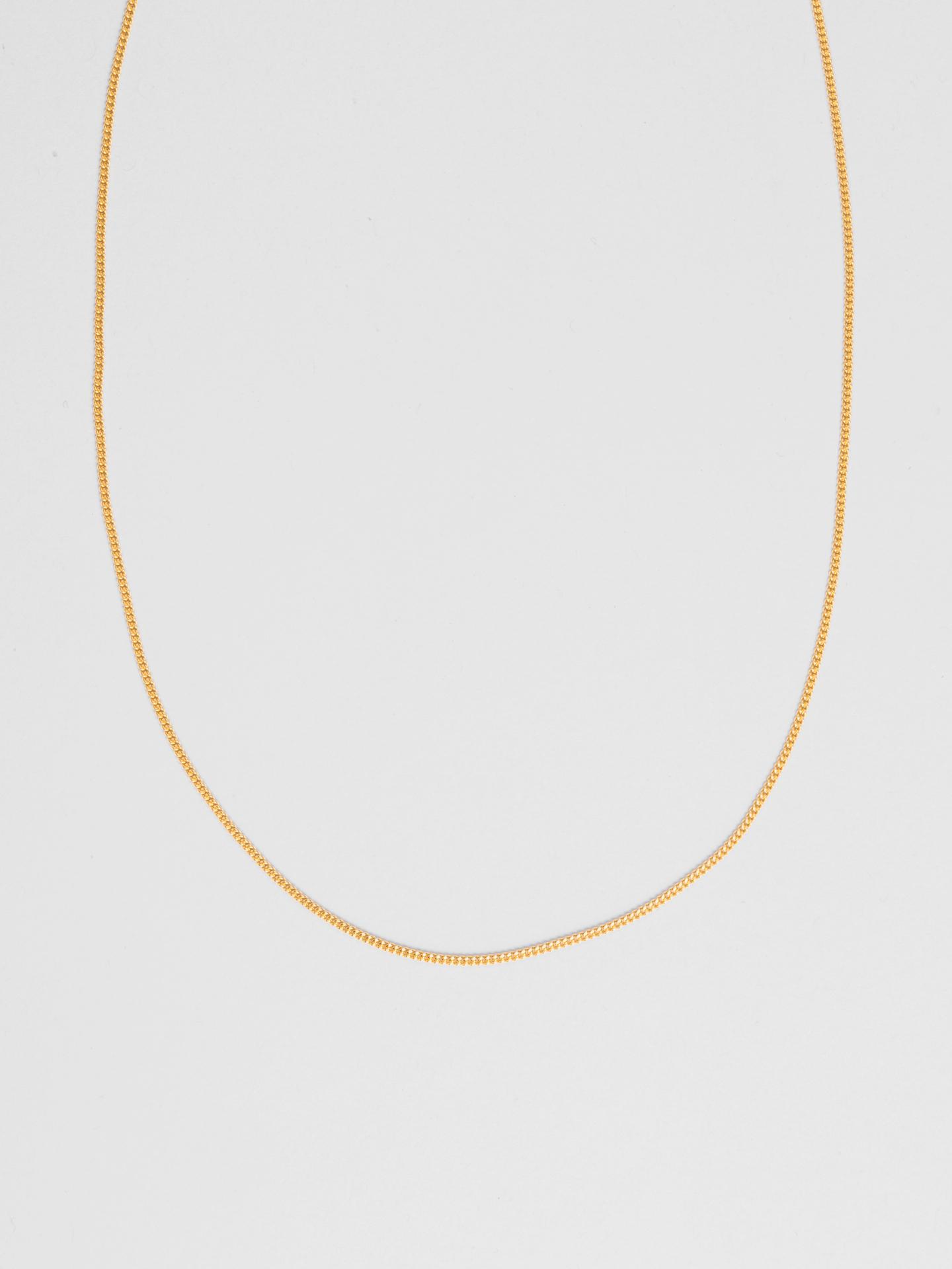 Solo Chain Necklace