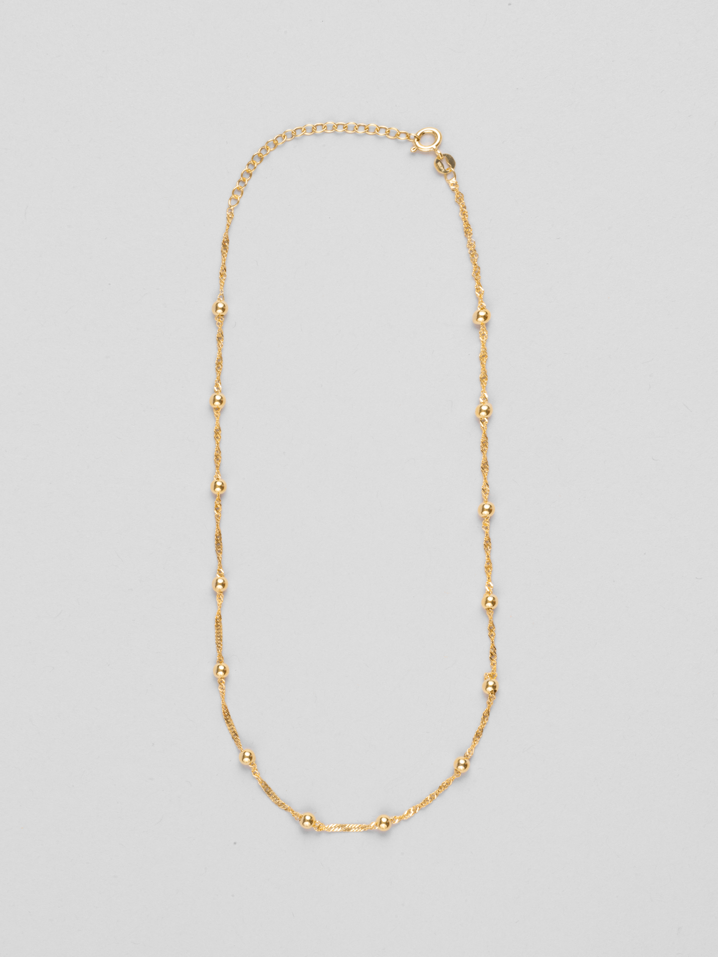 Positano Chain Halskette