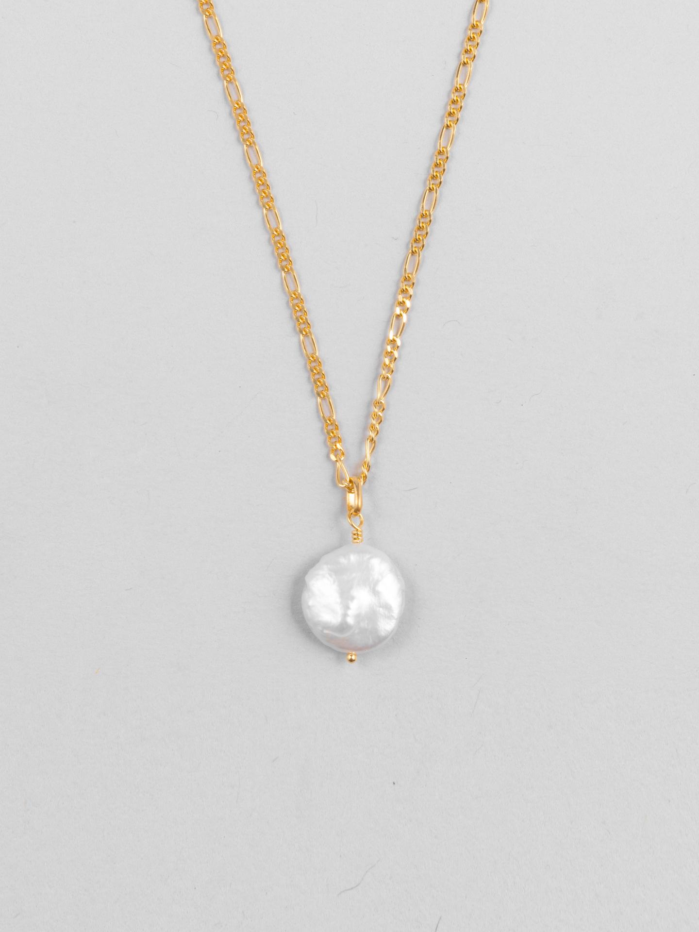 Secret Pearl Necklace