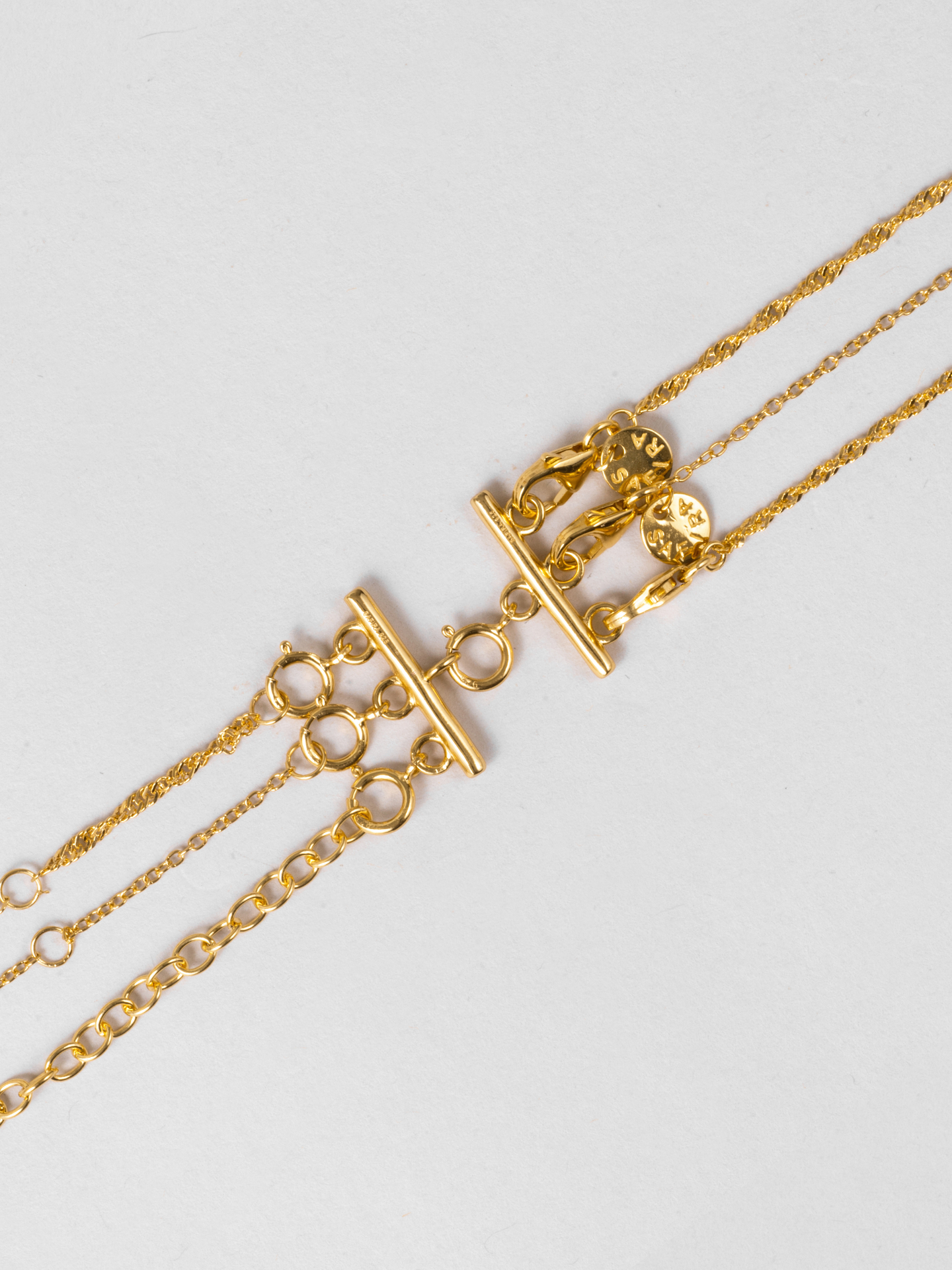 Layered Necklace Separator