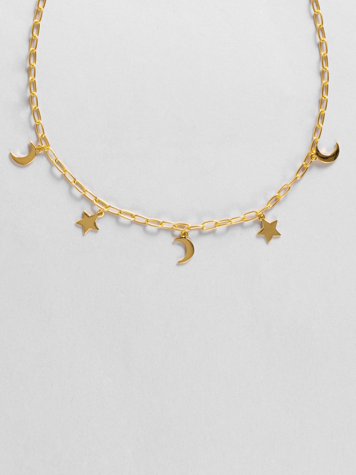 Dawn Link Necklace