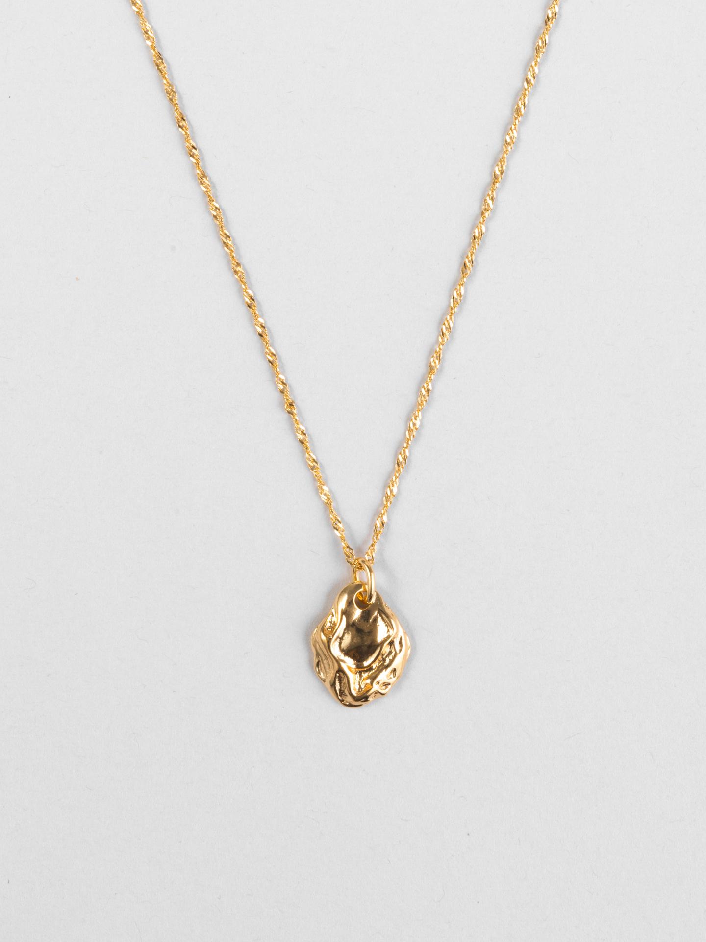 Vintage Nugget Necklace