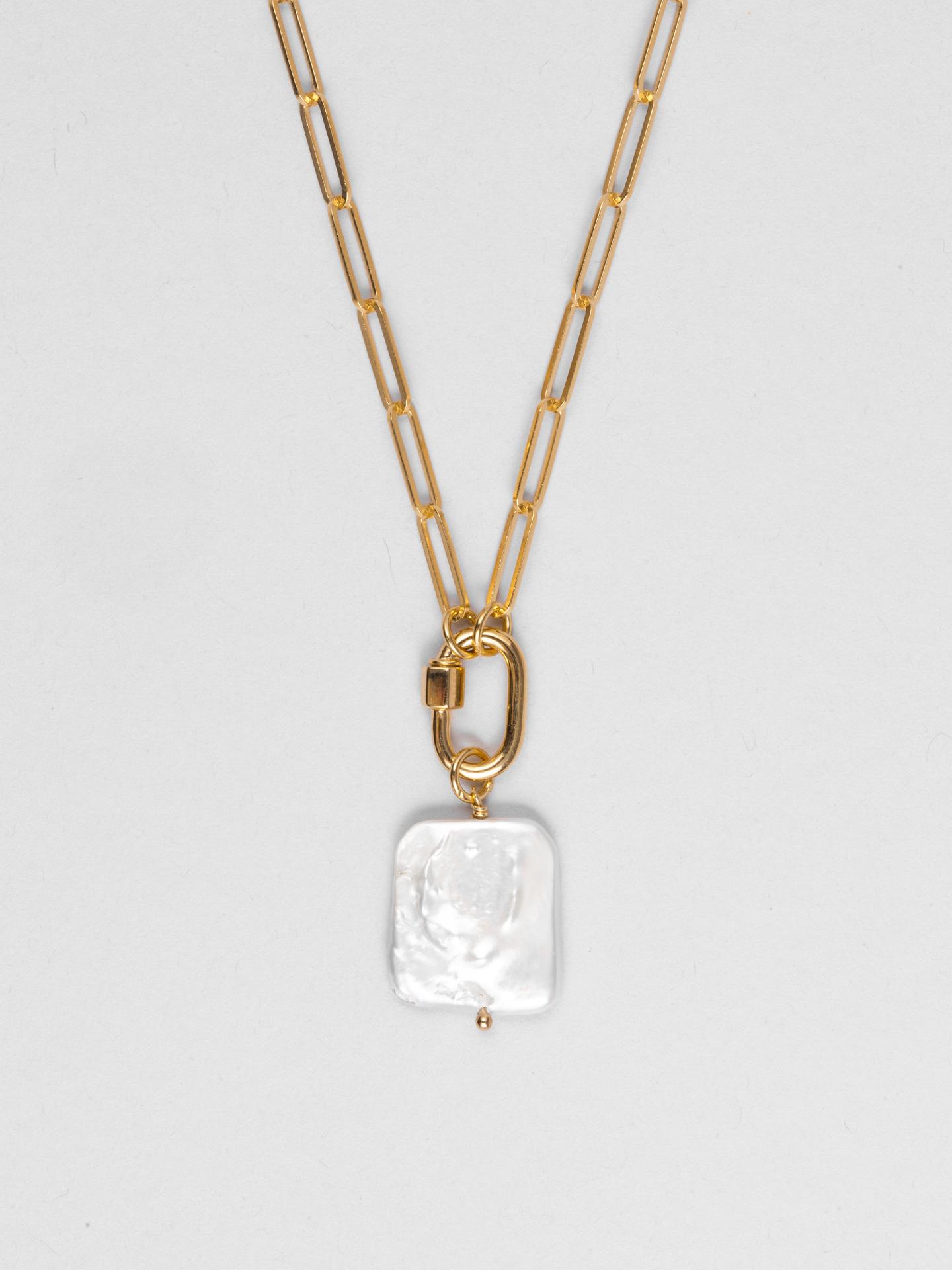Bold Baroque Necklace