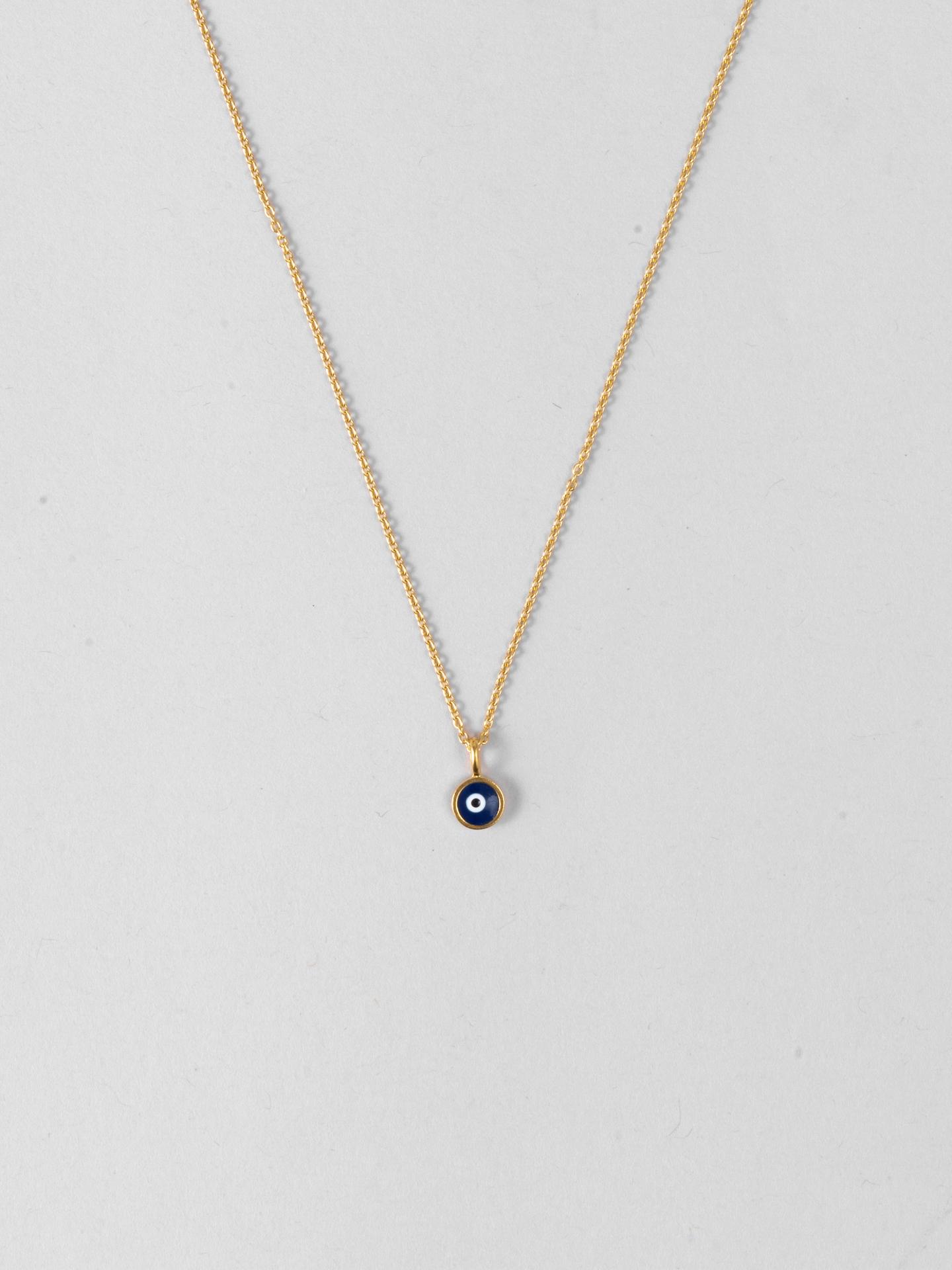 Blue Nazar Necklace
