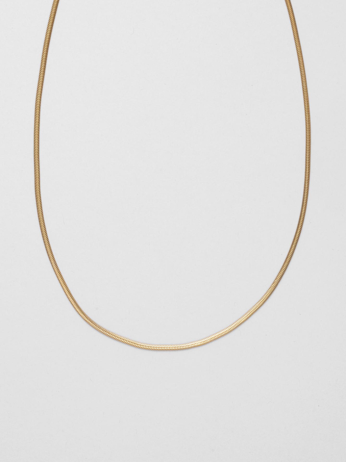 Long Cashmere Necklace